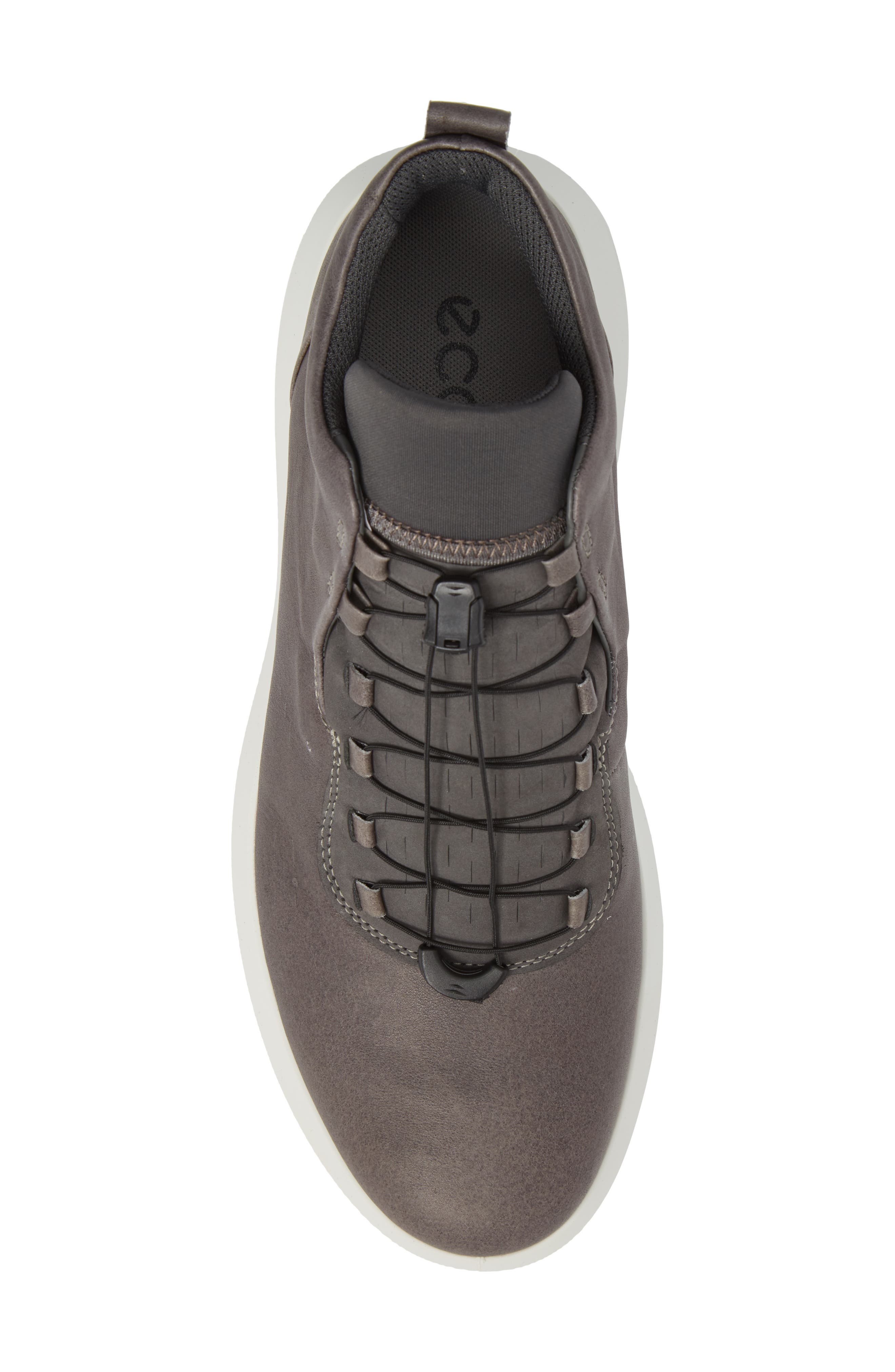 Scinapse High Top Sneaker,                             Alternate thumbnail 5, color,                             WILD DOVE LEATHER