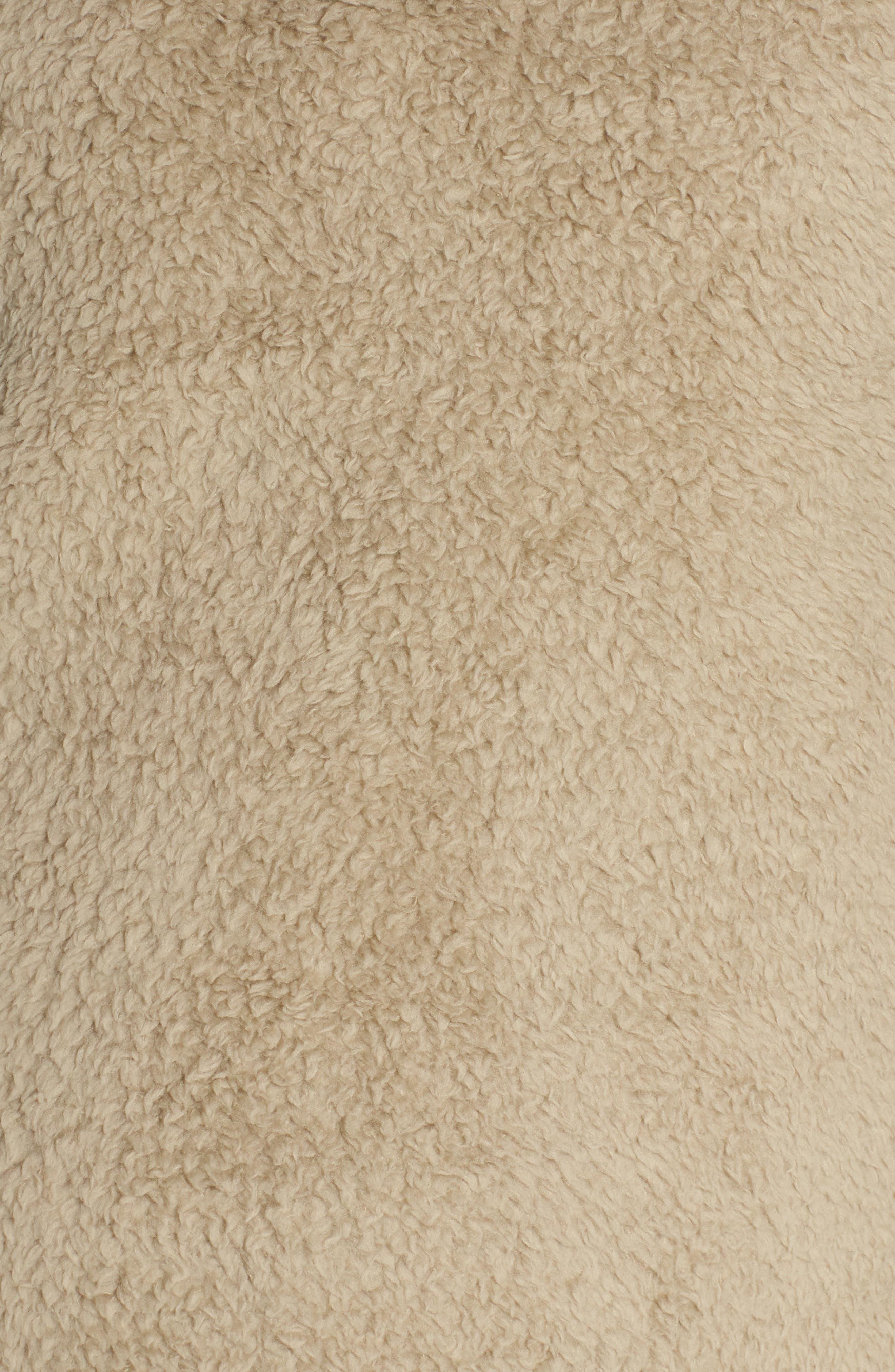 Los Gatos Fleece Pullover,                             Alternate thumbnail 6, color,                             EL CAP KHAKI
