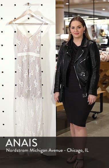 Blake Lace Maxi Dress, sales video thumbnail