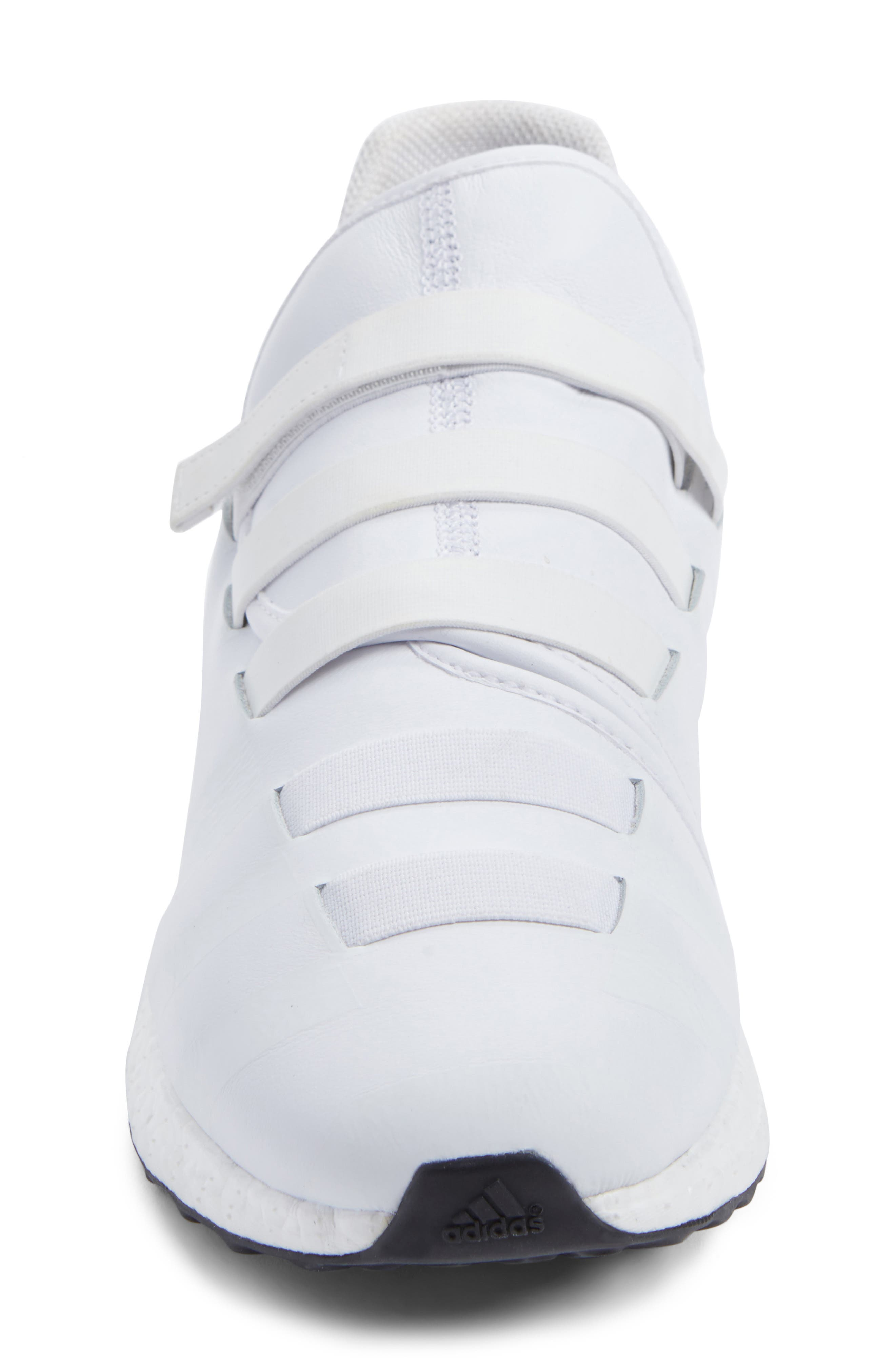 Zazu Strappy Sneaker,                             Alternate thumbnail 4, color,                             100