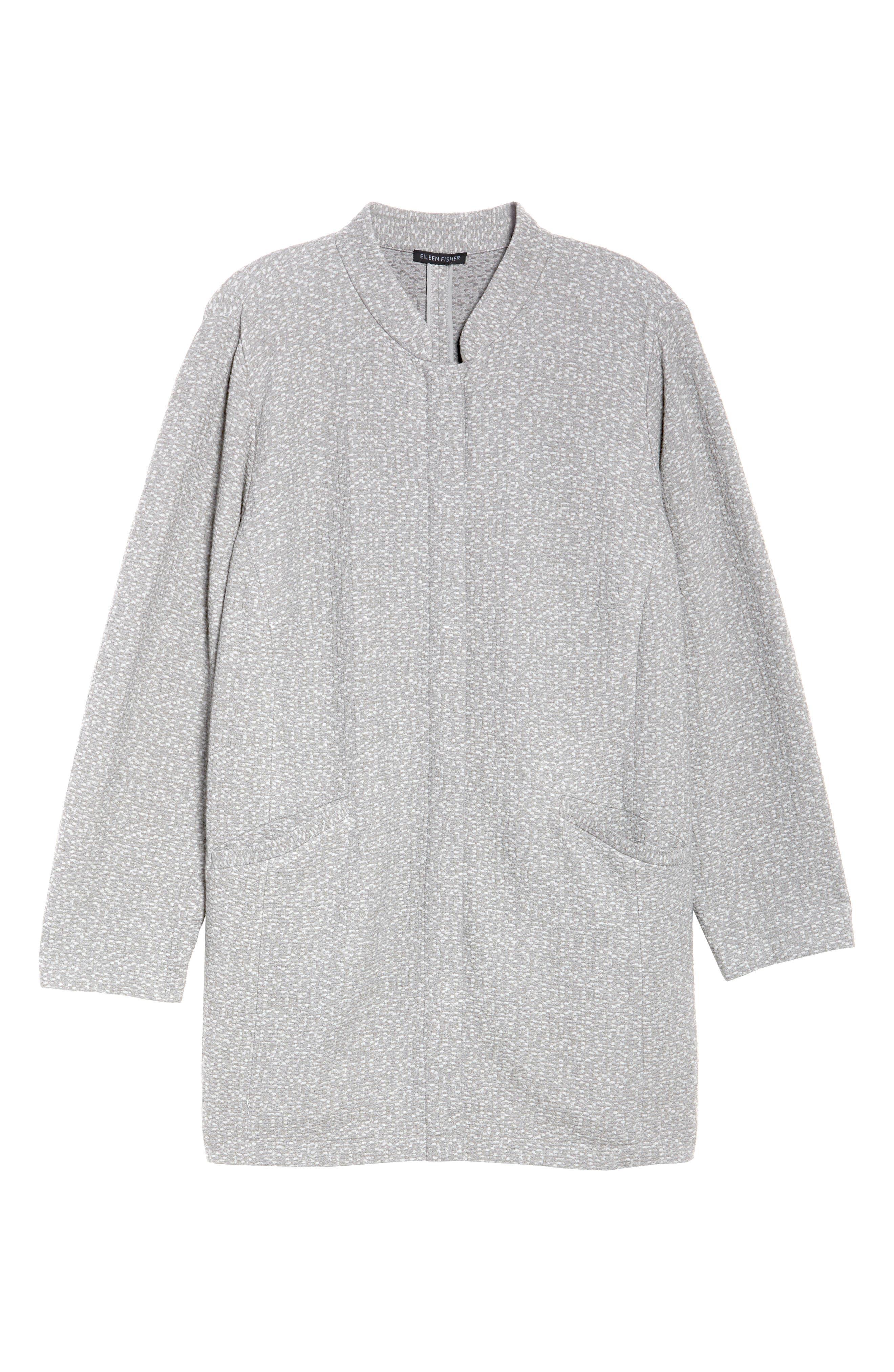 Tweed Jacket,                             Alternate thumbnail 5, color,                             022