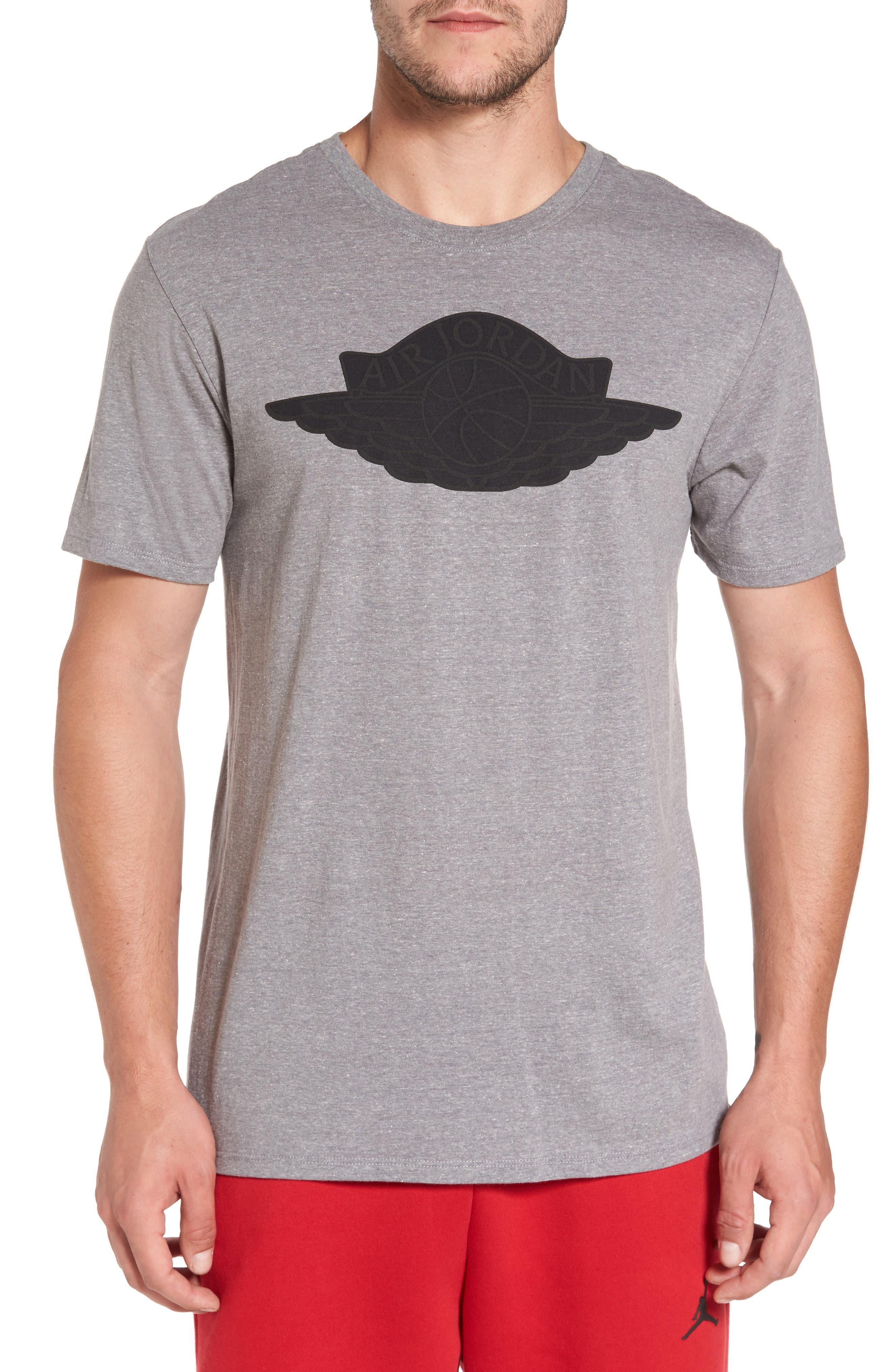 Sportswear Wings Logo Graphic T-Shirt,                             Main thumbnail 3, color,