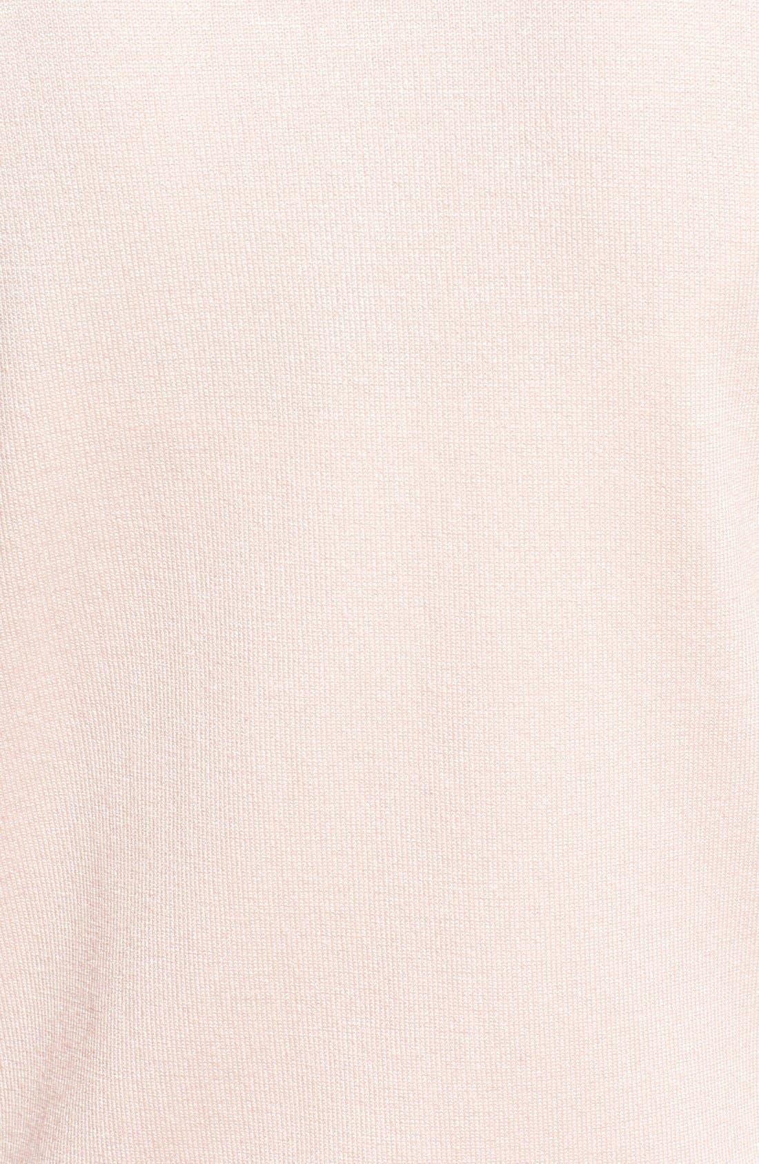Three Quarter Sleeve Cardigan,                             Alternate thumbnail 172, color,