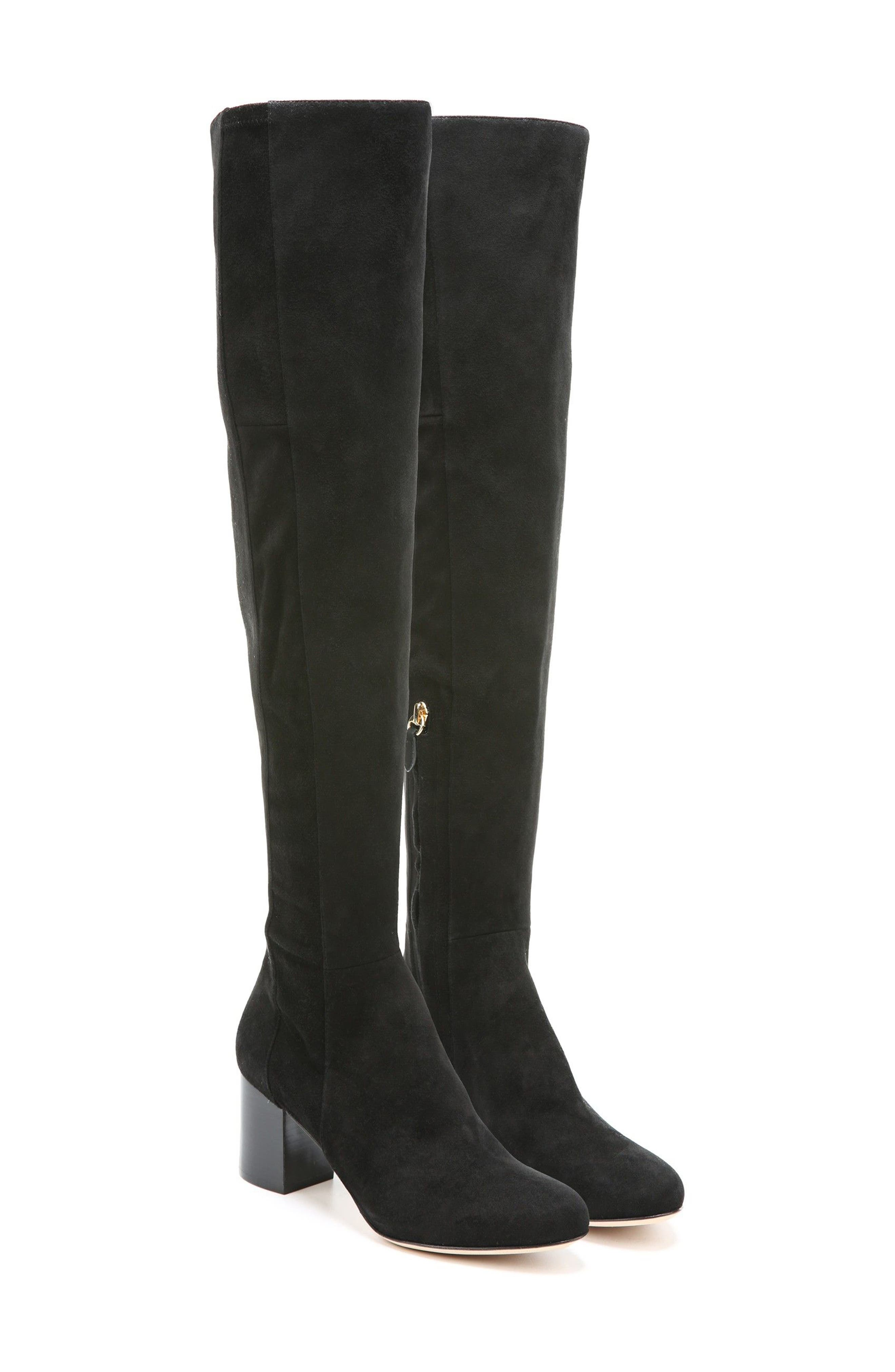 Luzzi Over the Knee Boot,                             Alternate thumbnail 13, color,
