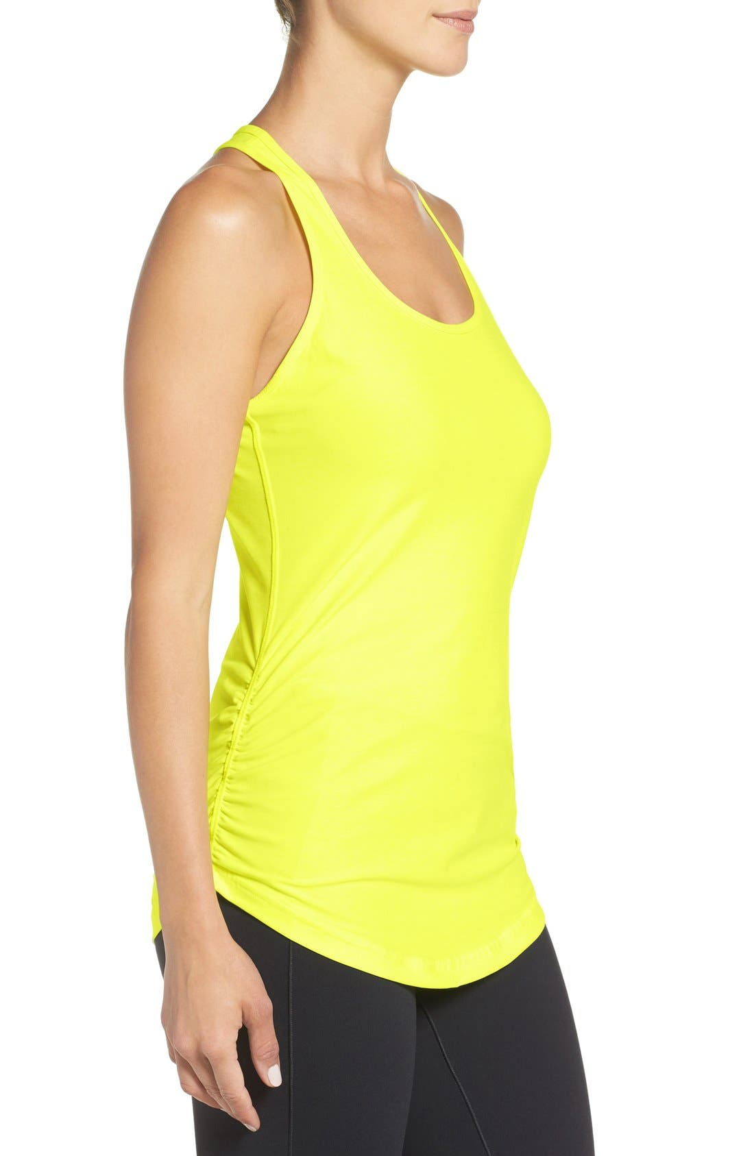 'Perfect' Cutout Racerback Tank,                             Alternate thumbnail 67, color,