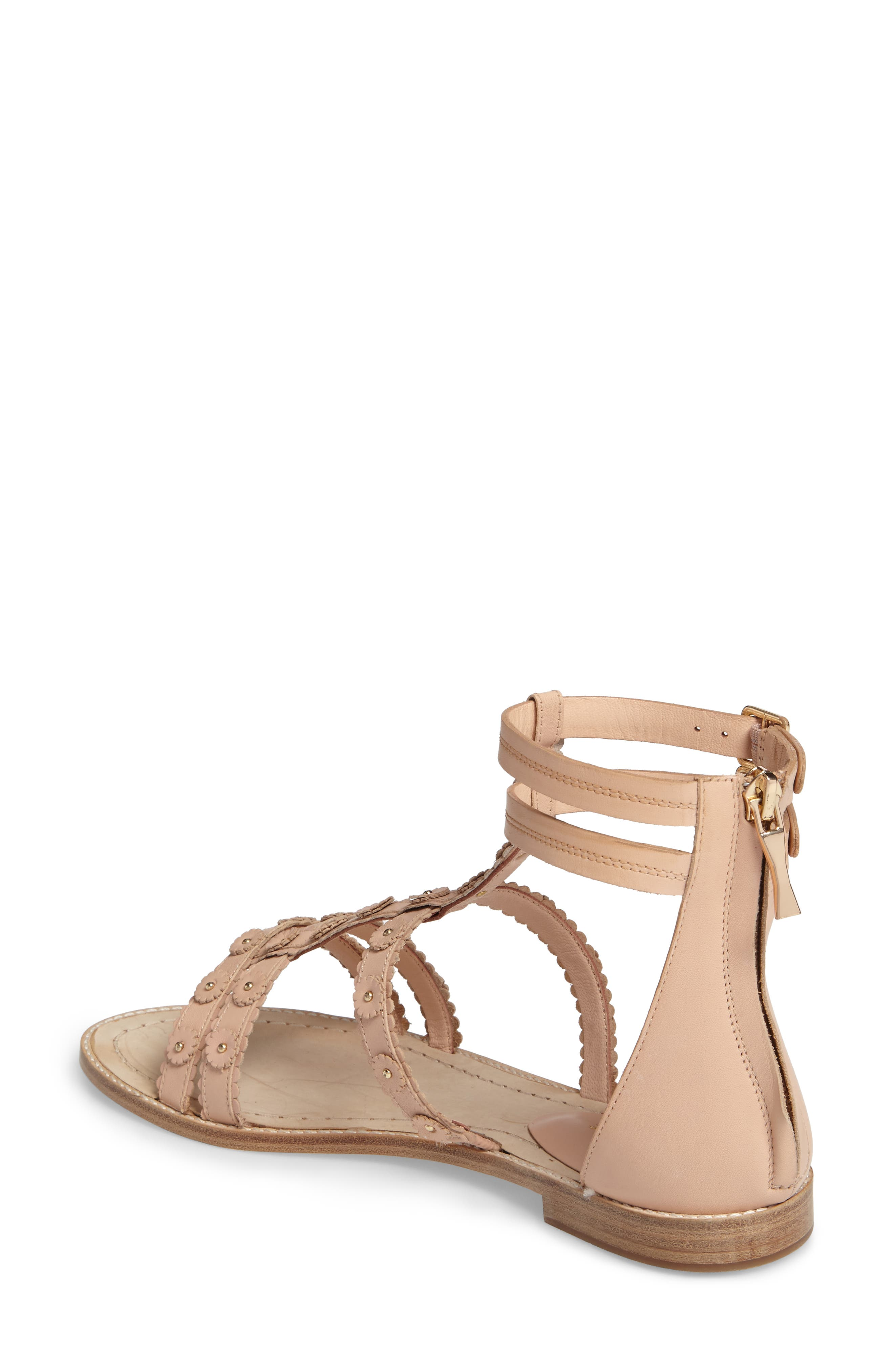santina sandal,                             Alternate thumbnail 4, color,