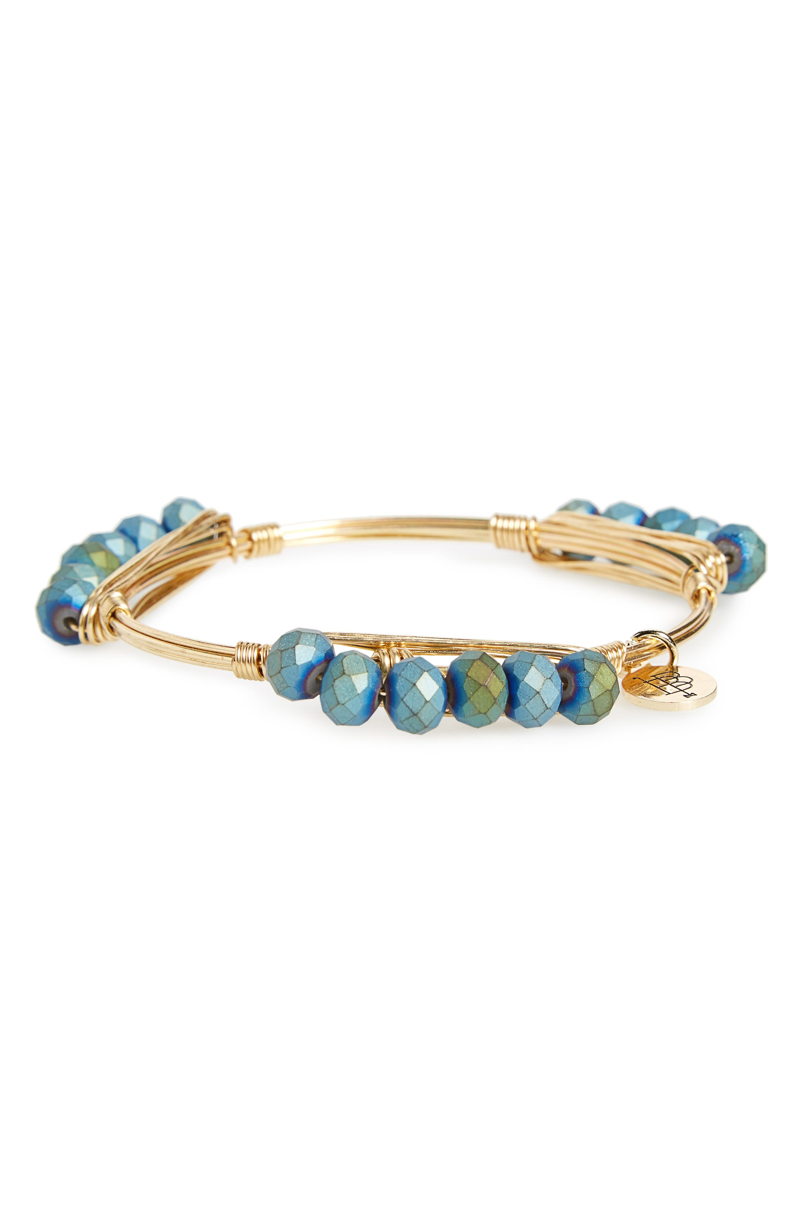 Beaded Bracelet, Main, color, 400