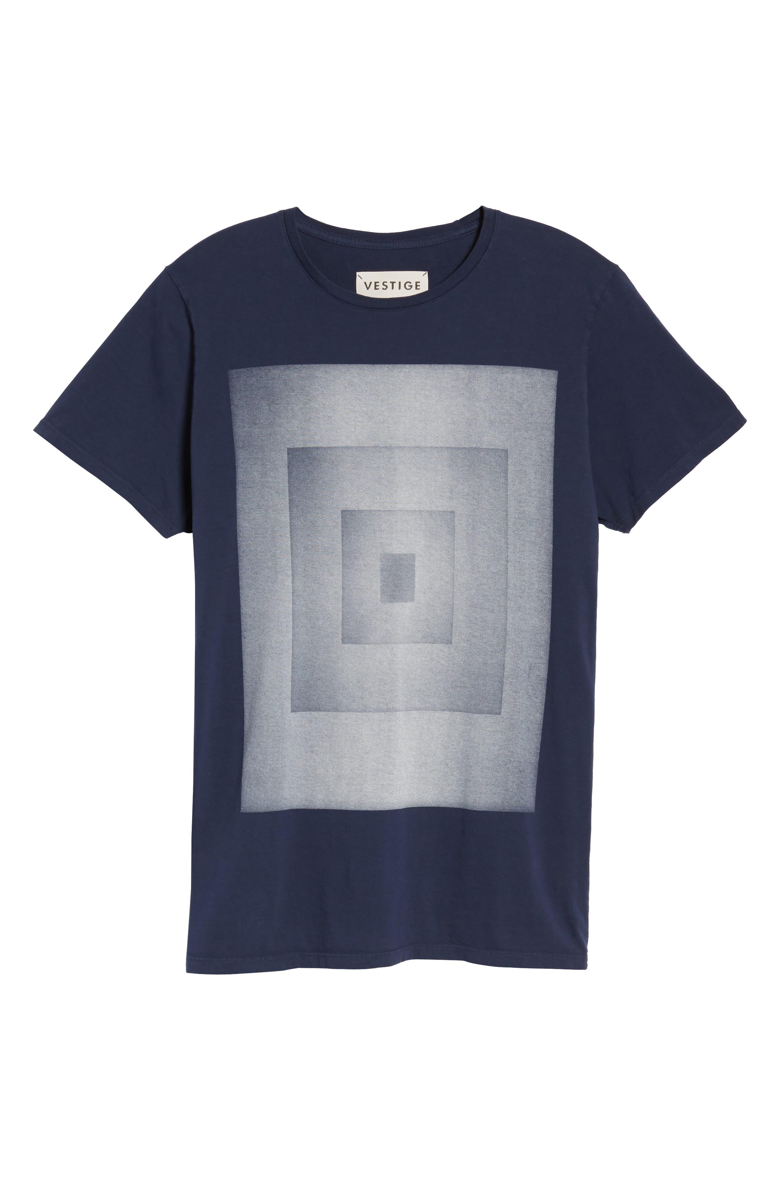 Infinity Box T-Shirt,                             Alternate thumbnail 6, color,                             400