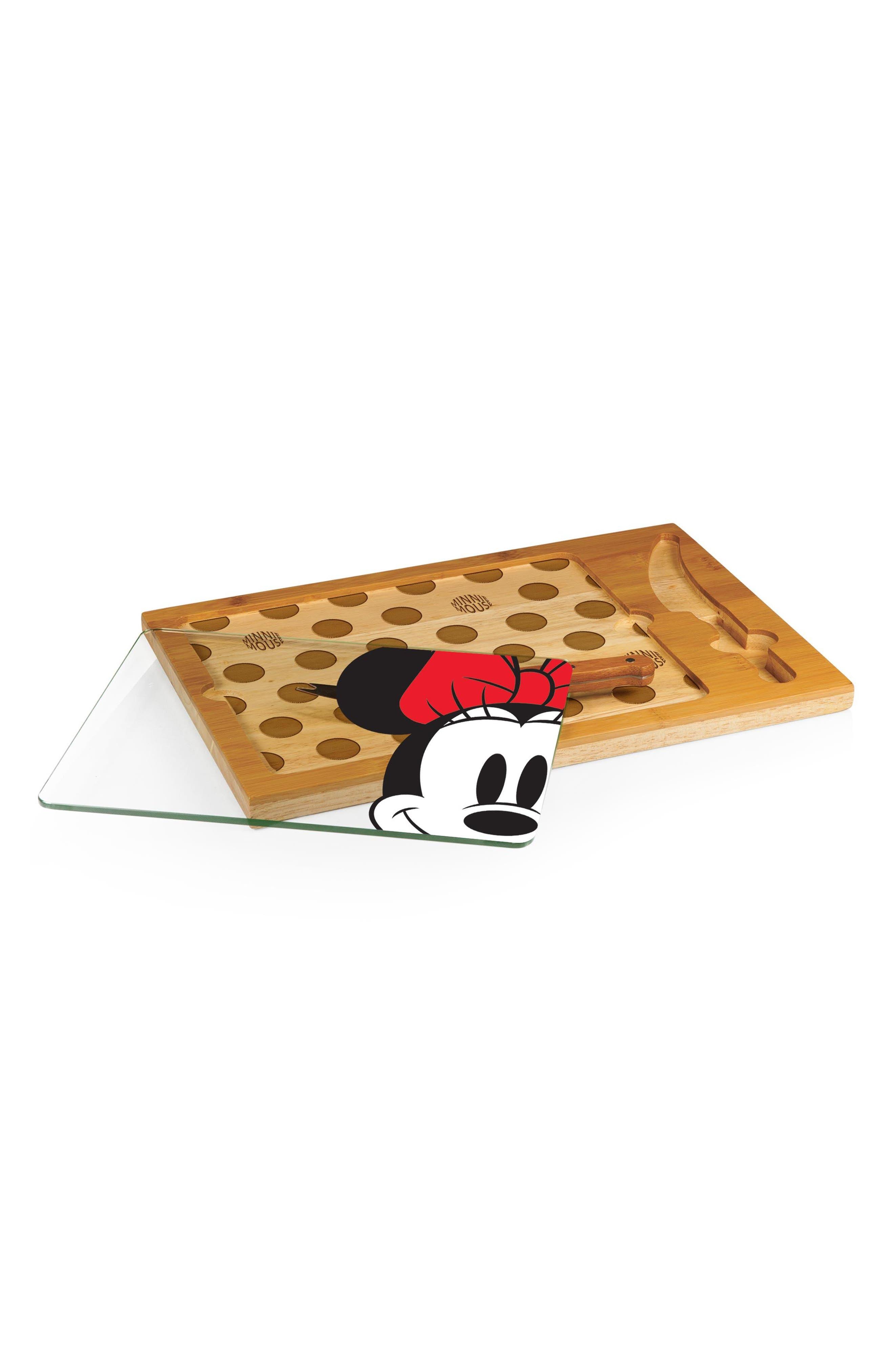 Icon - Disney 3-Piece Cheese Board Set,                             Alternate thumbnail 4, color,