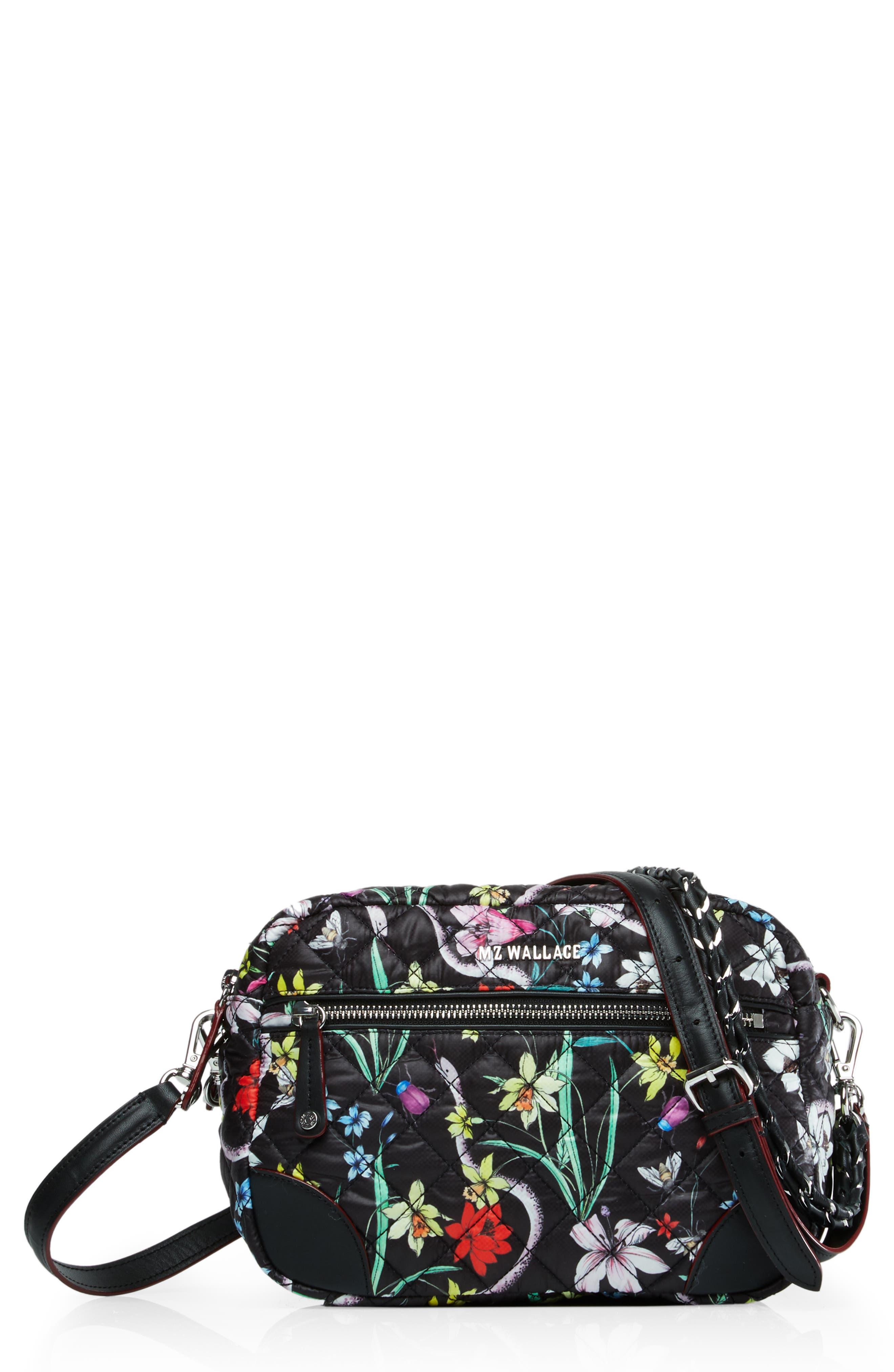 Small Crosby Bag,                         Main,                         color, EDEN FLORAL