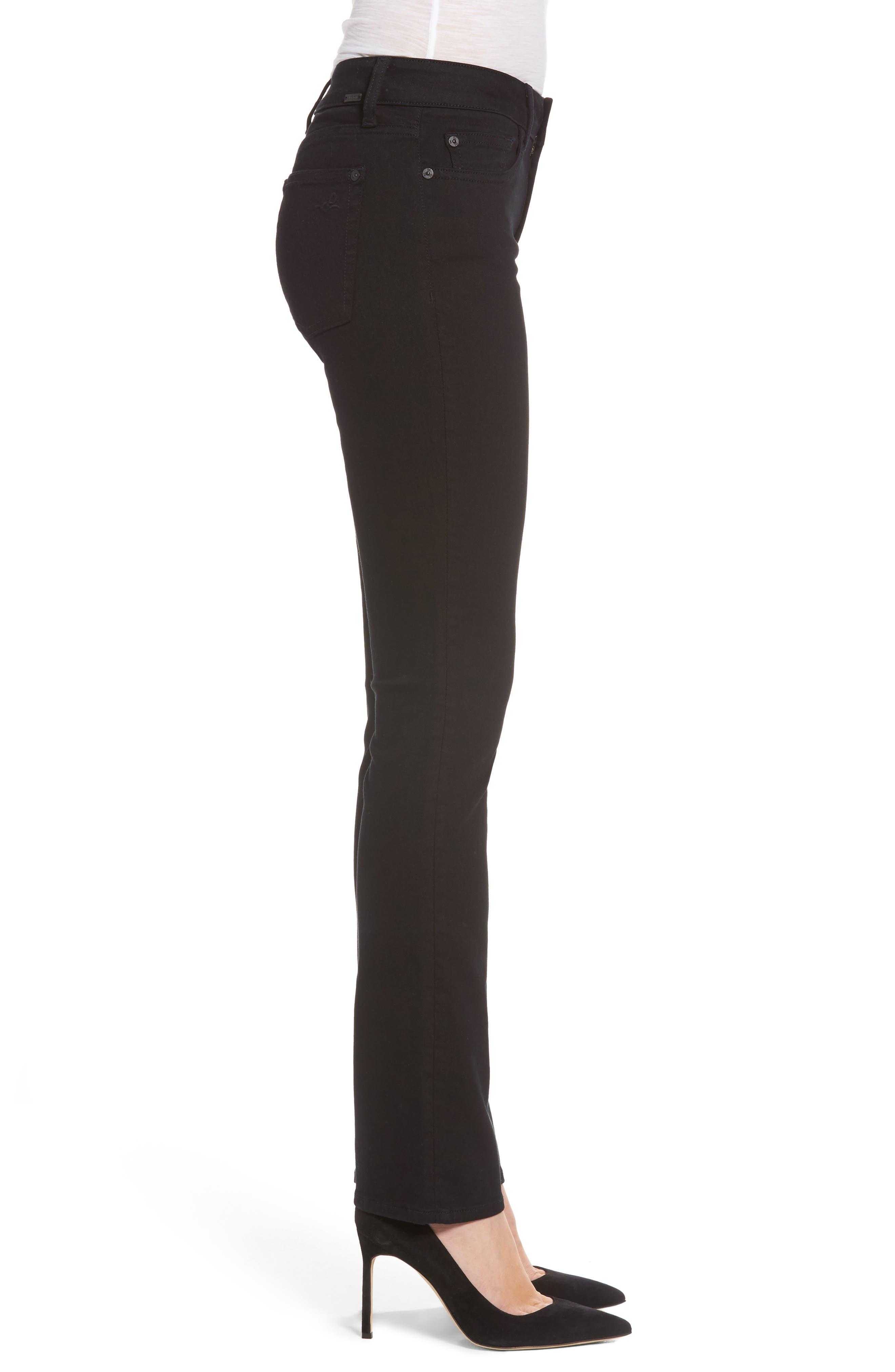 Mara Ankle Straight Leg Jeans,                             Alternate thumbnail 6, color,