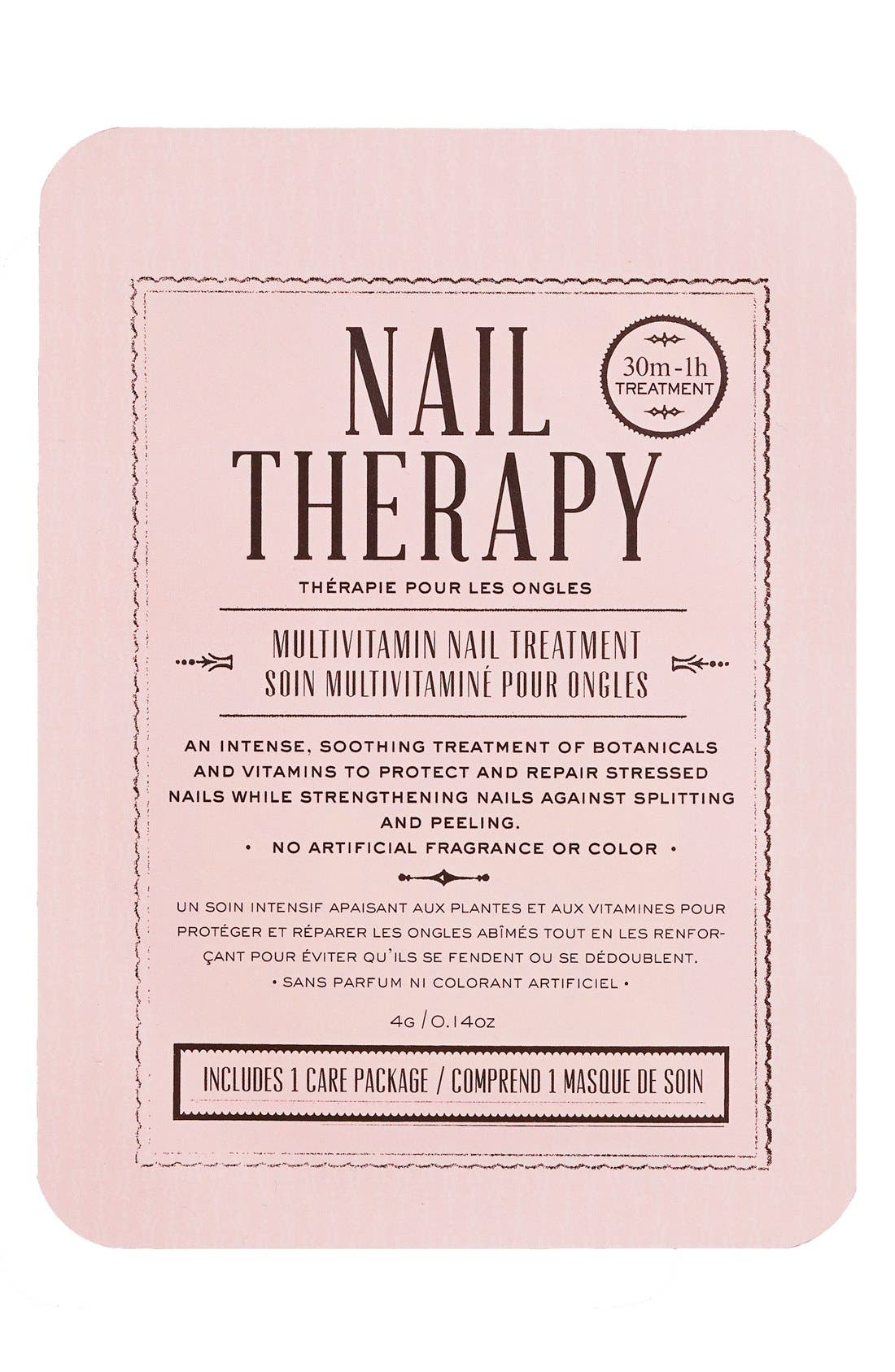 Nail Therapy Multivitamin Nail Treatment,                             Main thumbnail 1, color,