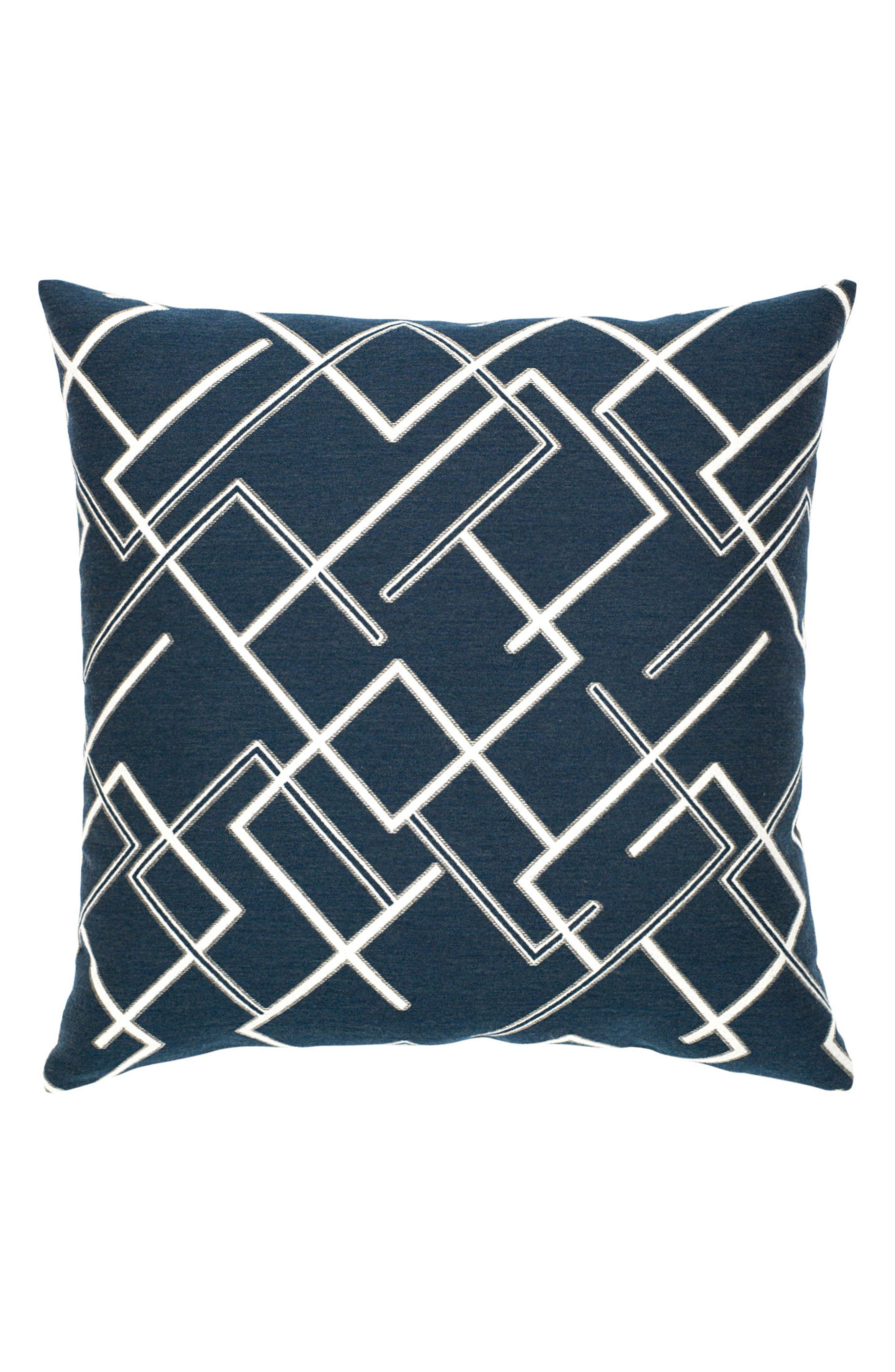 Divergence Indigo Indoor/Outdoor Accent Pillow,                         Main,                         color, 400