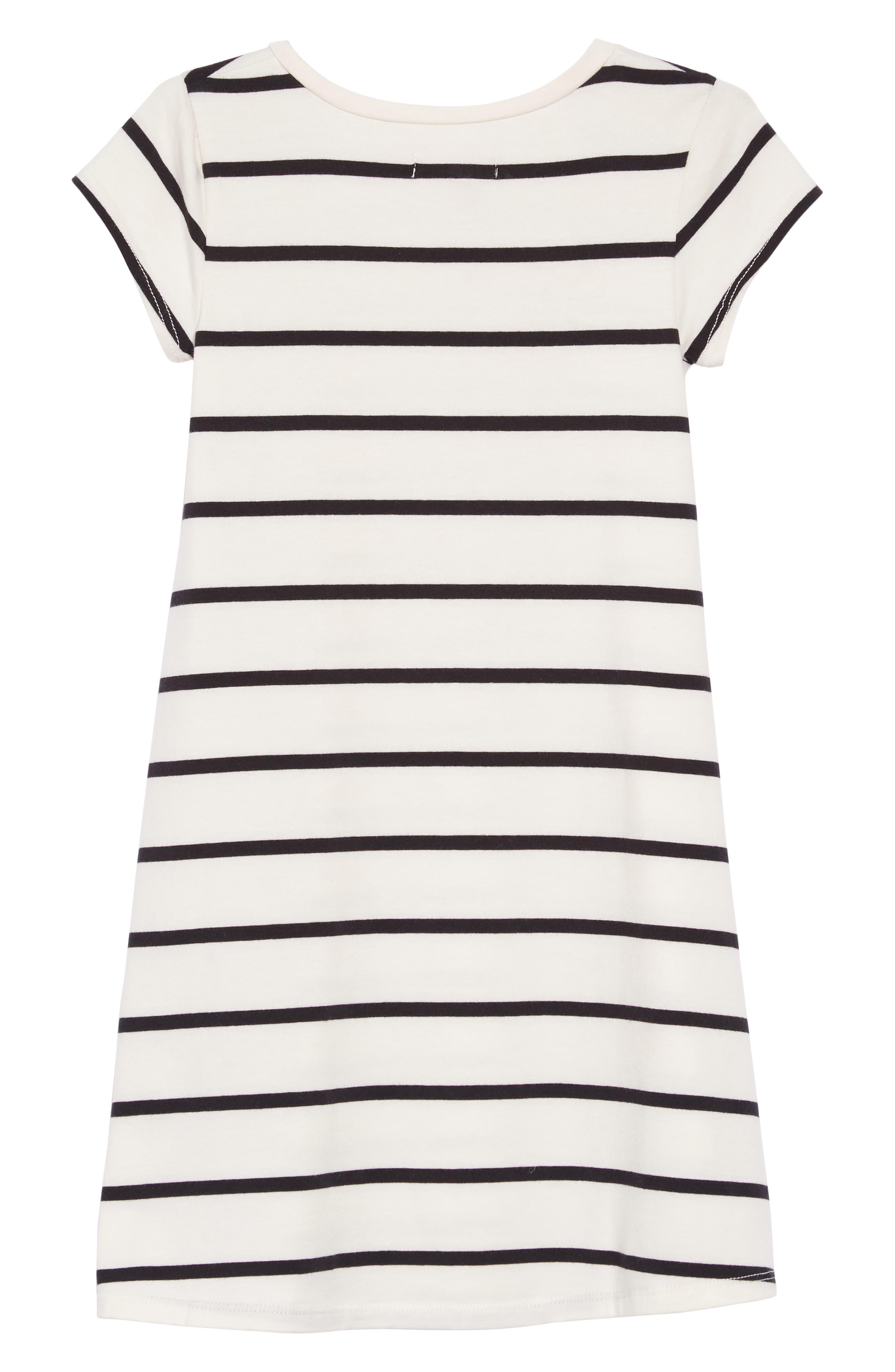 Contrast Pocket T-Shirt Dress,                             Alternate thumbnail 2, color,                             900