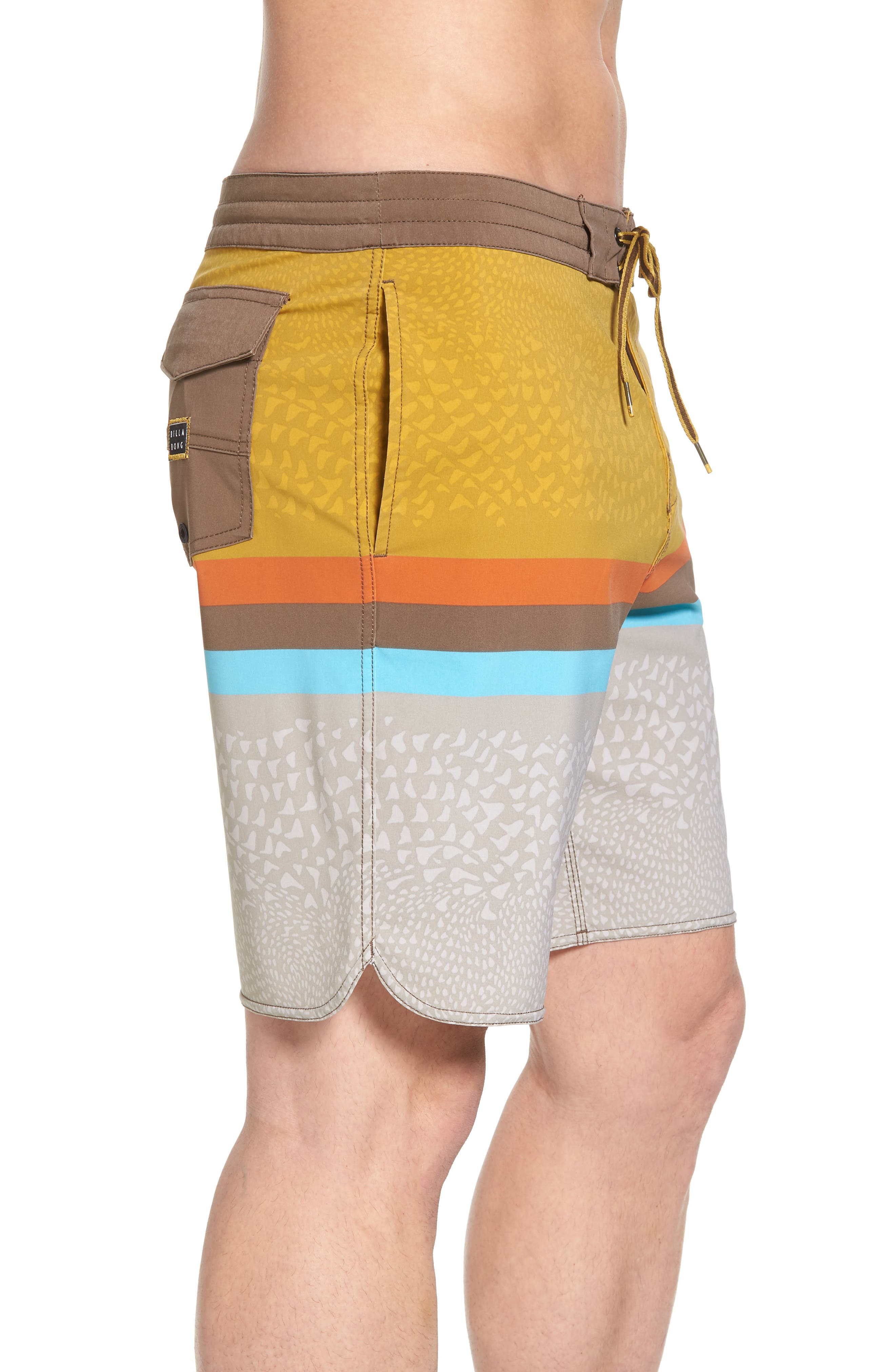 Fifty50 Low Tide Swim Trunks,                             Alternate thumbnail 15, color,