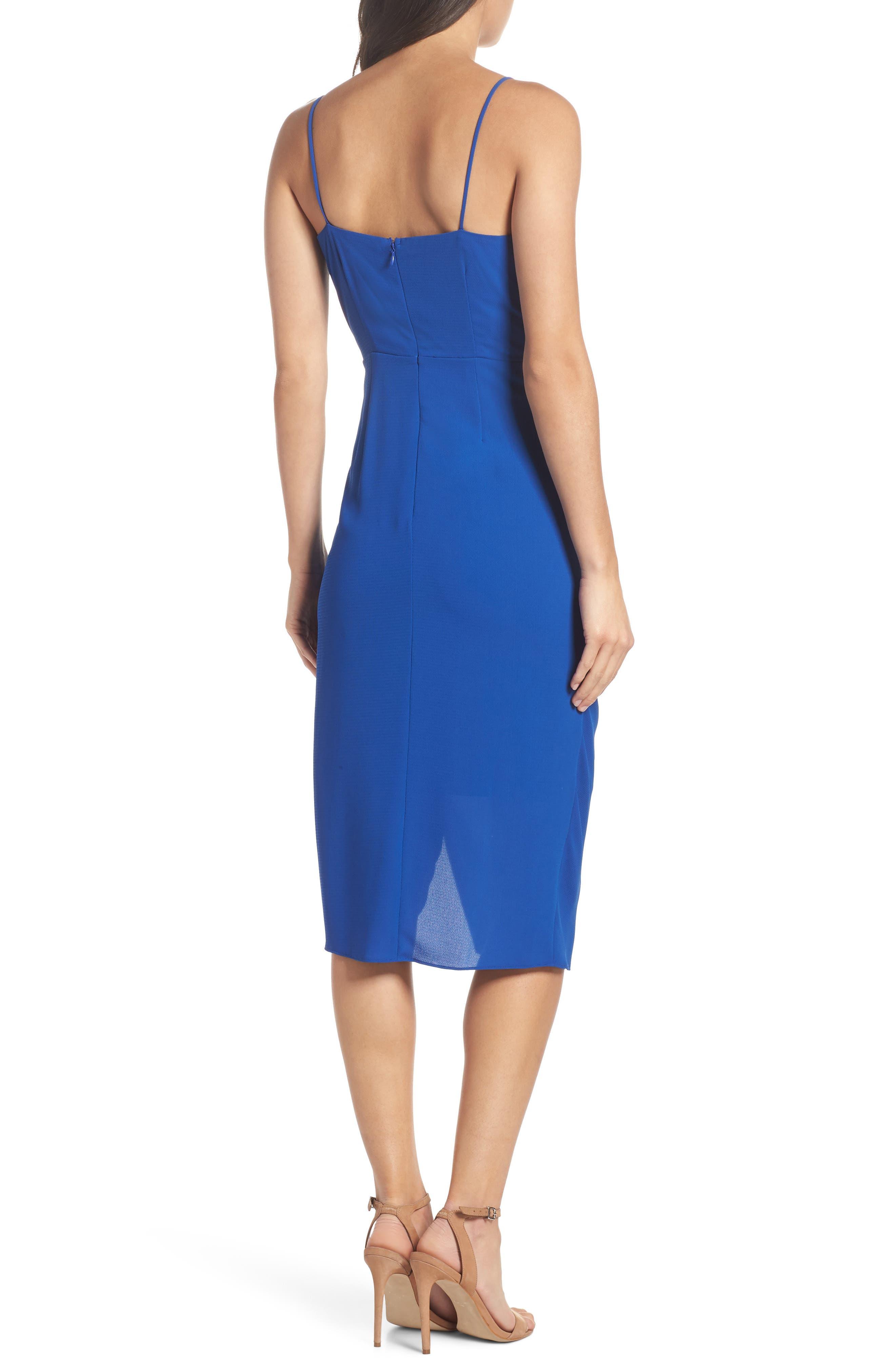Camilla Frill Sheath Dress,                             Alternate thumbnail 2, color,                             460