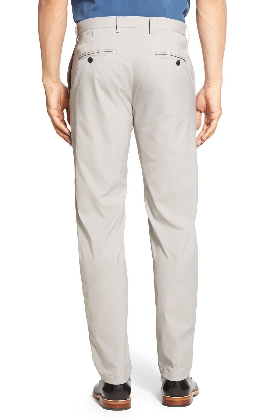'Zaine Neoteric' Slim Fit Pants,                             Alternate thumbnail 9, color,