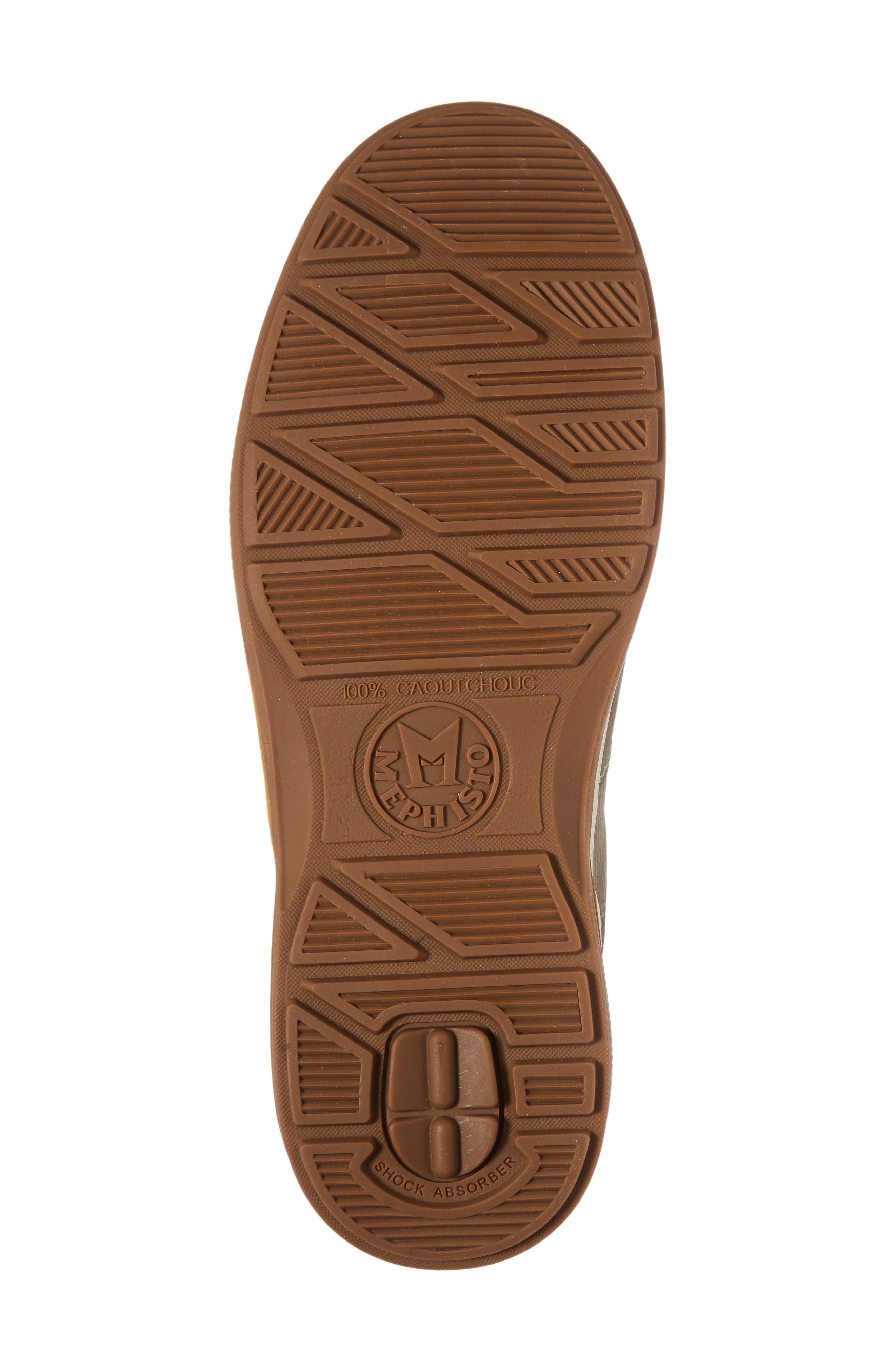 Davy Perforated Slip-On Sneaker,                             Alternate thumbnail 6, color,                             051
