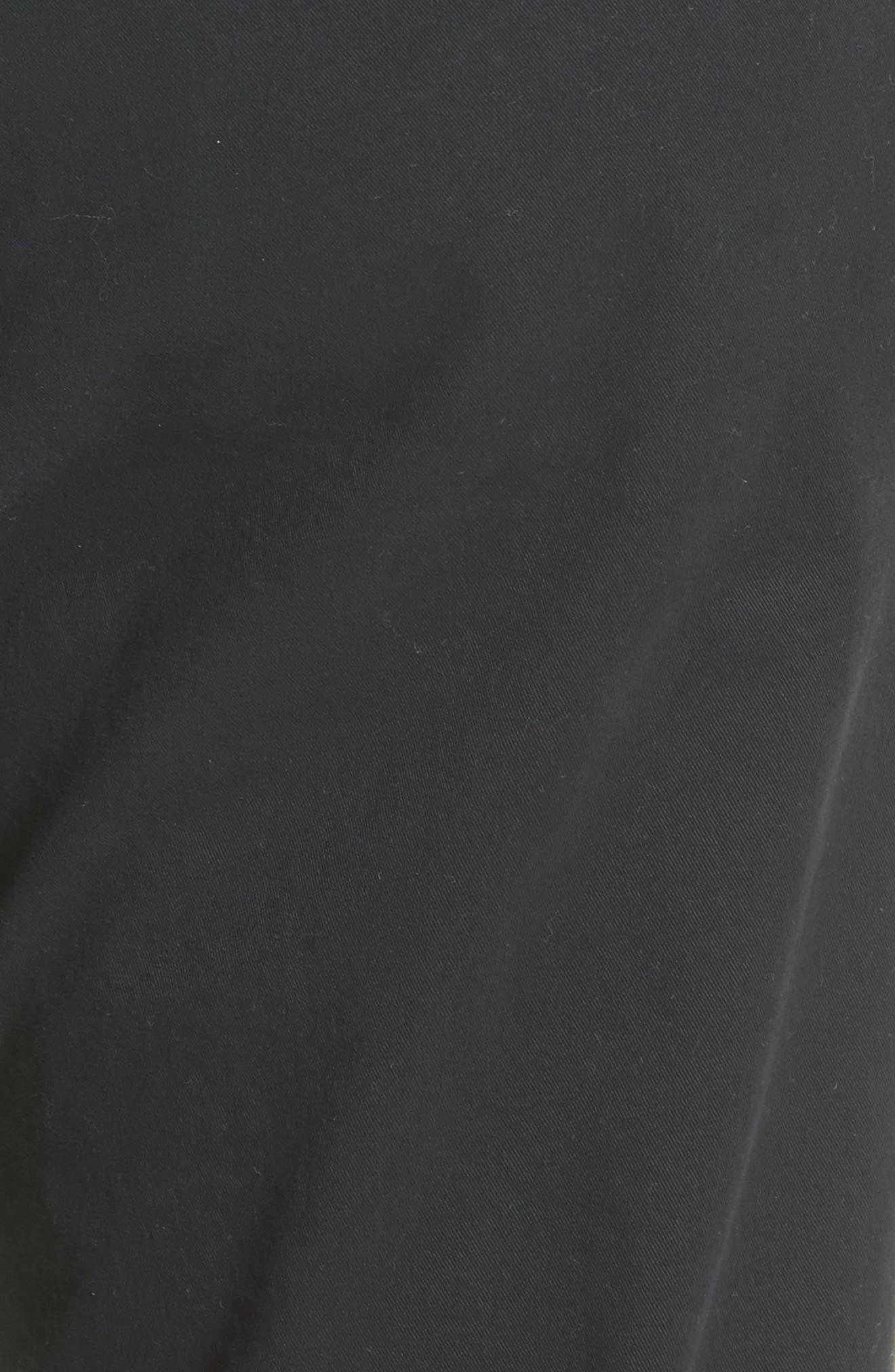 Aros Slim Stretch Cotton Chinos,                             Alternate thumbnail 5, color,