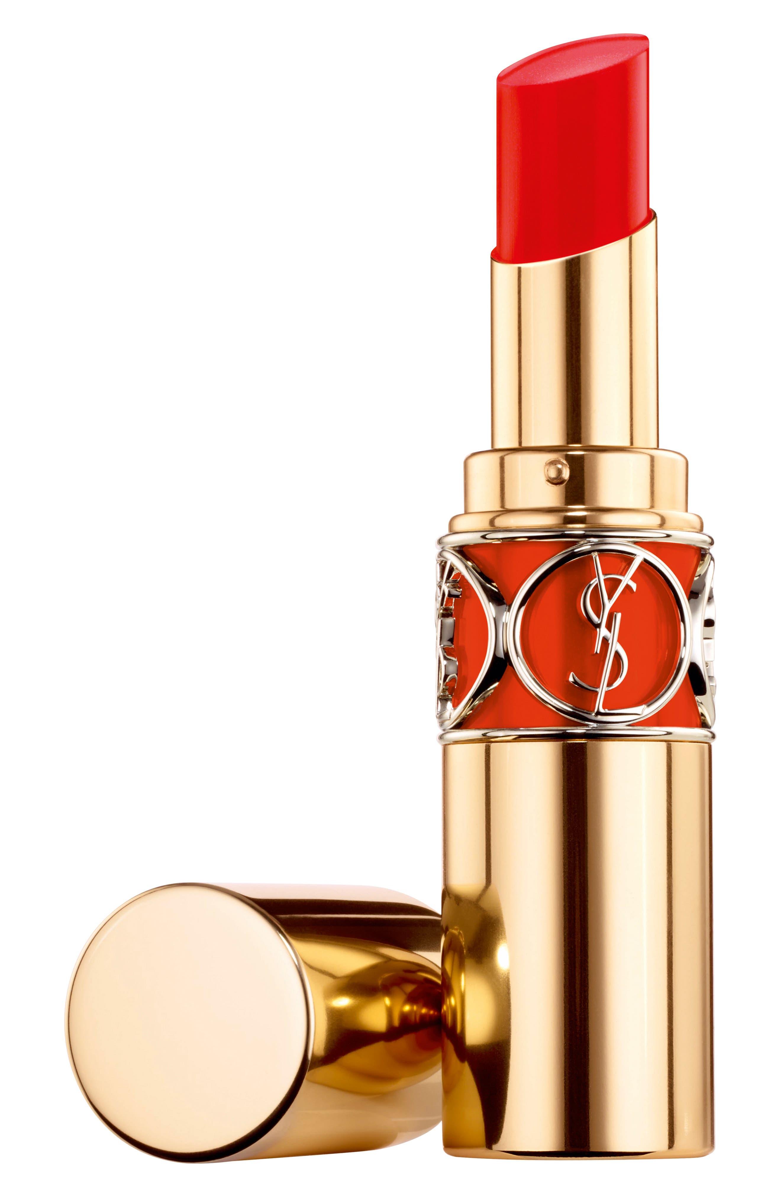 Yves Saint Laurent Rouge Volupte Shine Oil-In-Stick Lipstick - 46 Orange Perfecto