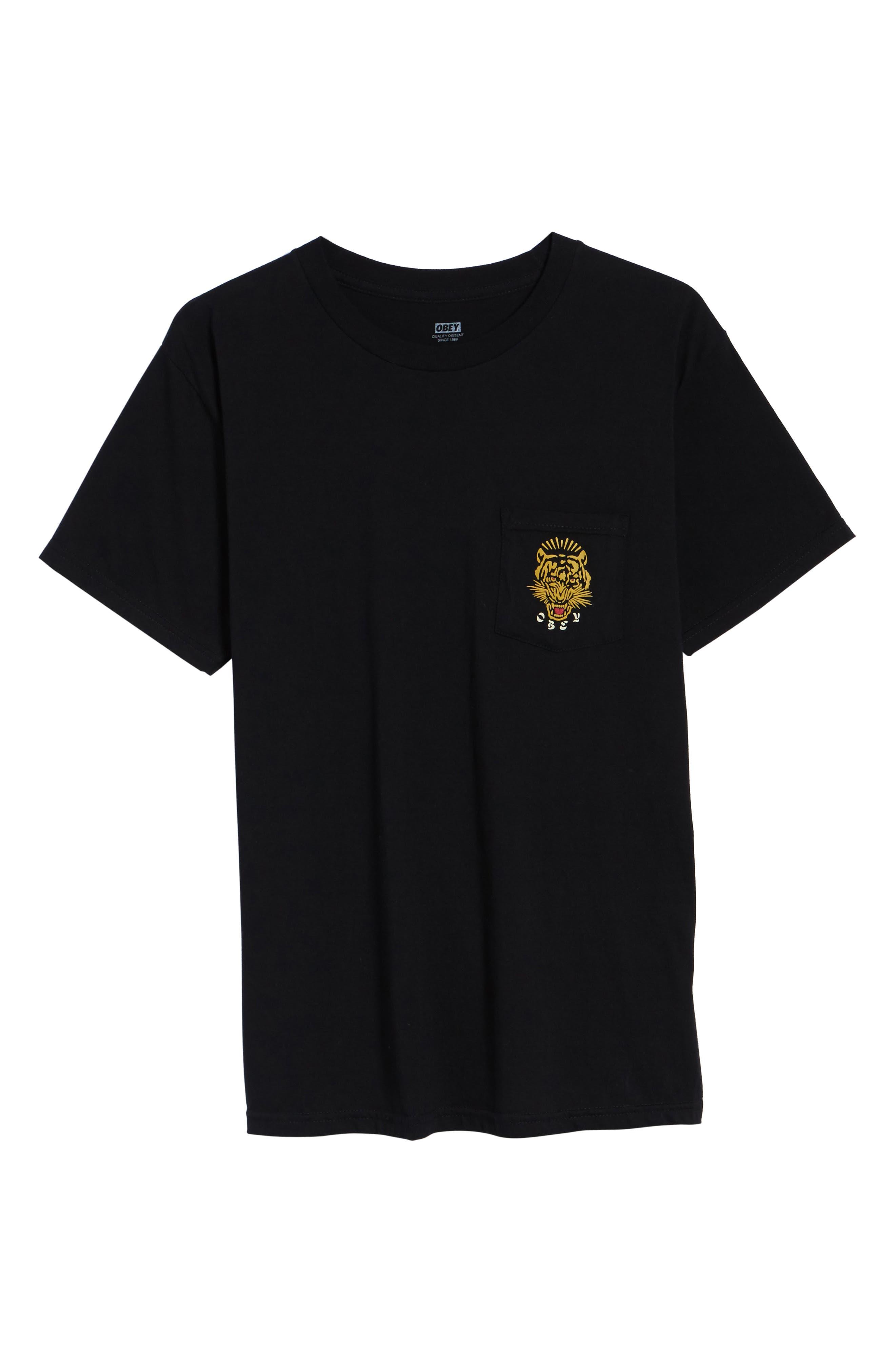 Kiss Me Deadly Graphic T-Shirt,                             Alternate thumbnail 6, color,