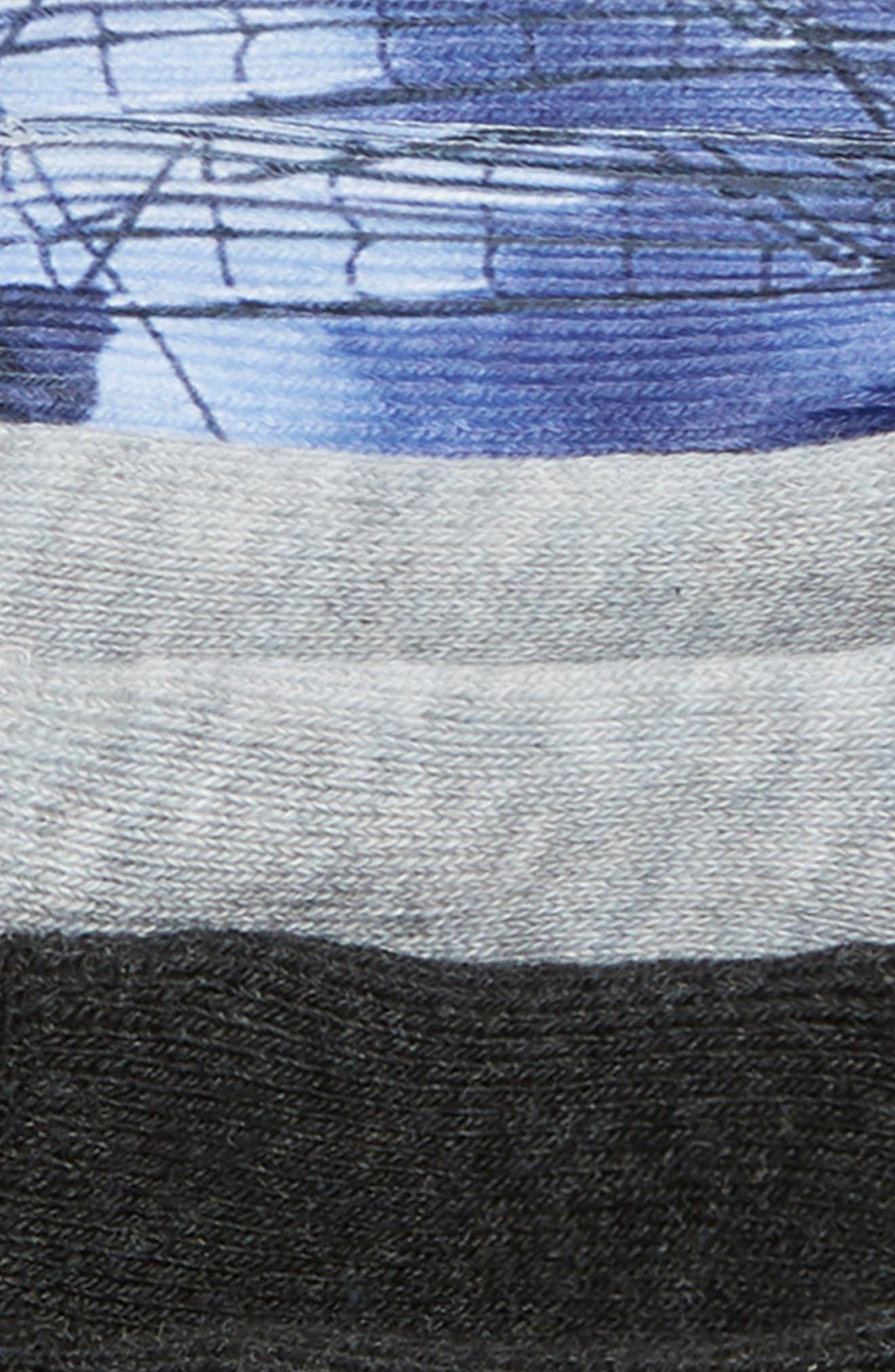 3-Pack Cushion Liner Socks,                             Alternate thumbnail 2, color,                             402
