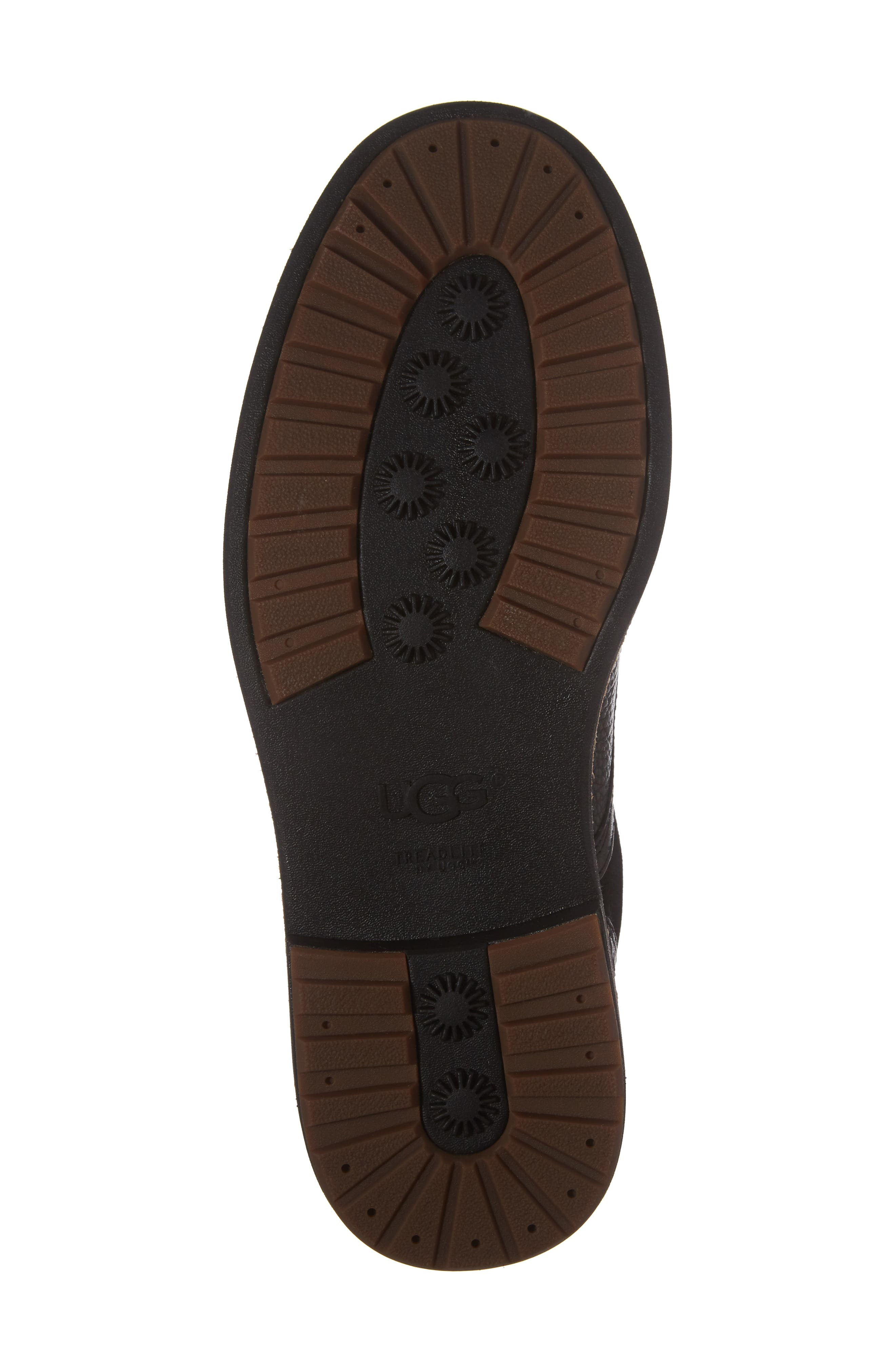 UGG<SUP>®</SUP>,                             Magnusson Cap Toe Boot,                             Alternate thumbnail 6, color,                             001