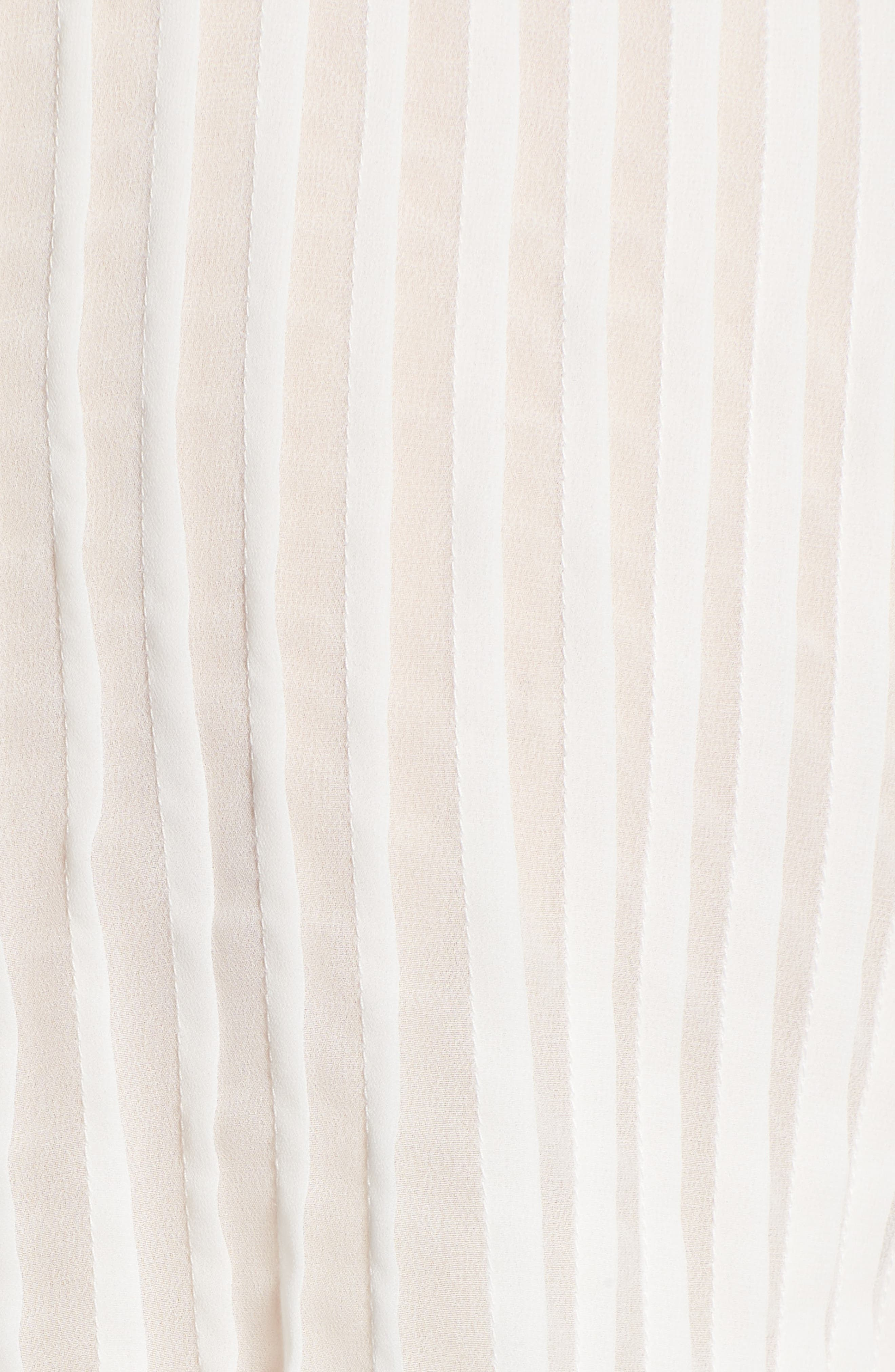 Pintucked Chiffon Blouse,                             Alternate thumbnail 5, color,                             900