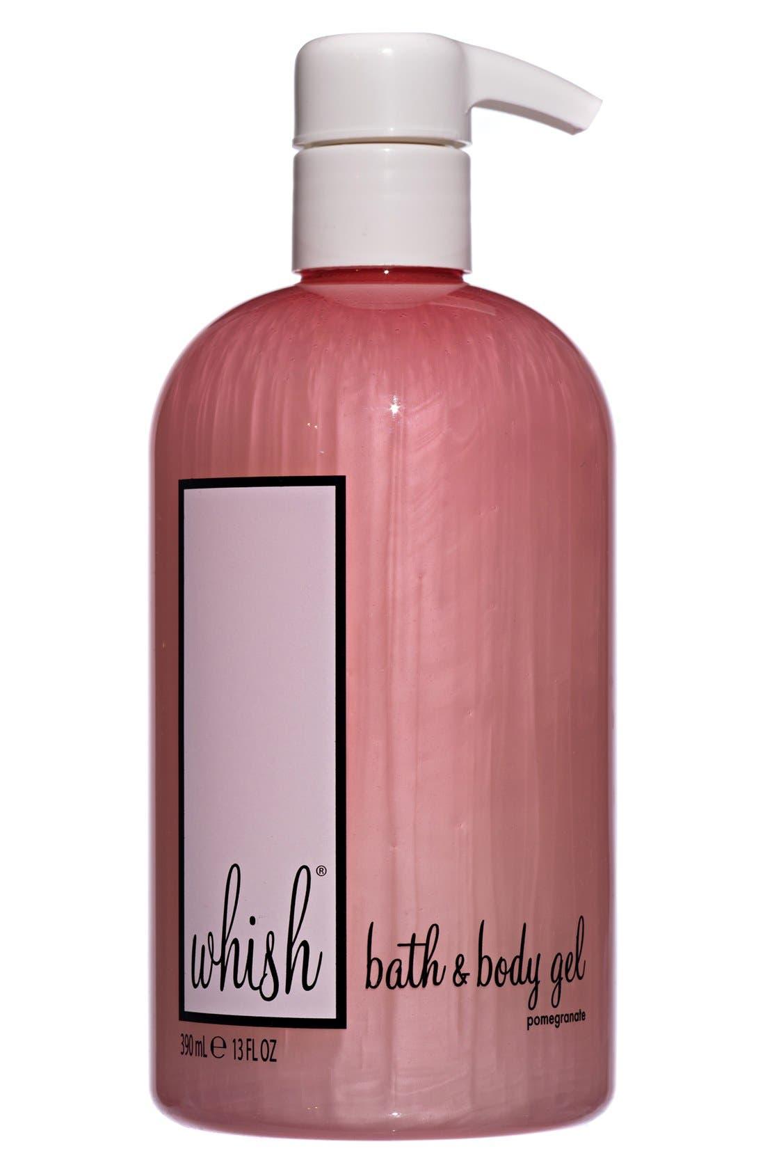 Pomegranate Body Wash,                         Main,                         color,