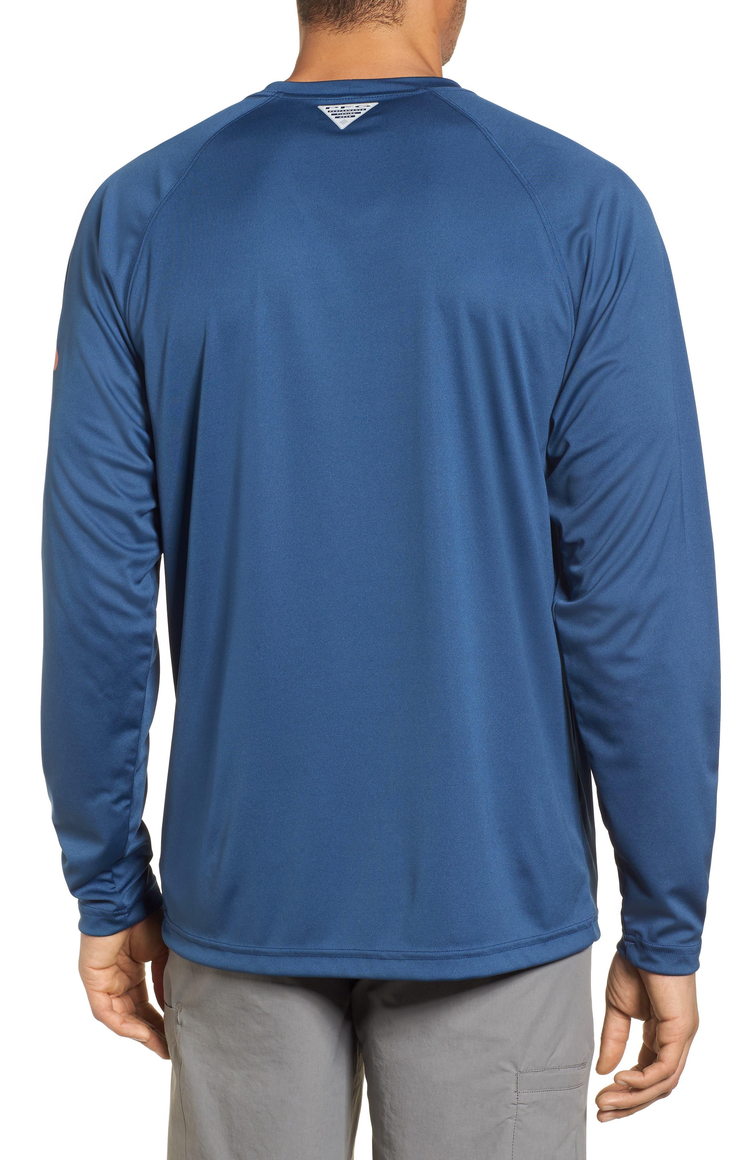 PFG Terminal Tackle Performance T-Shirt,                             Alternate thumbnail 10, color,