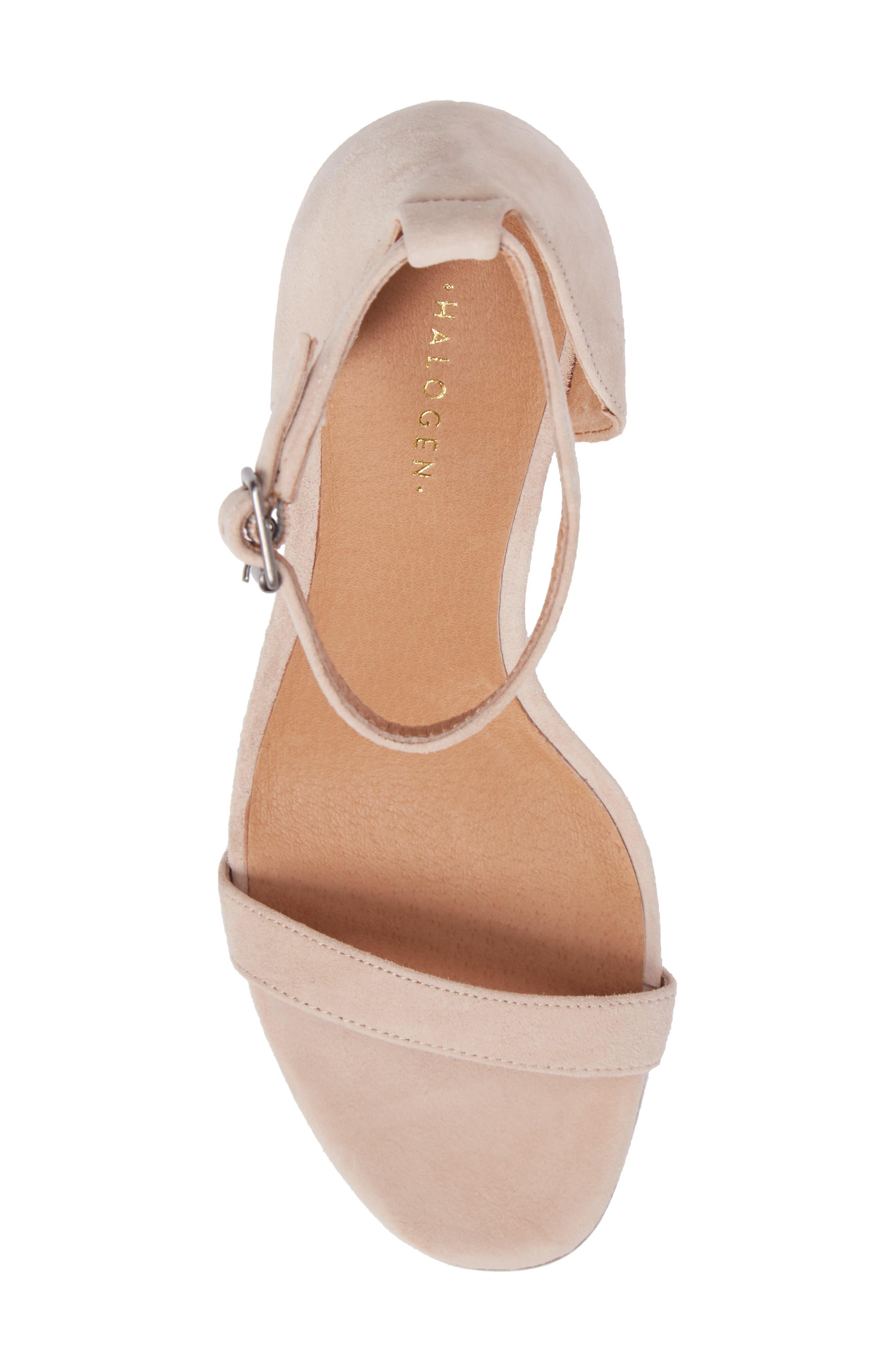 Audrey Ankle Strap Sandal,                             Alternate thumbnail 99, color,