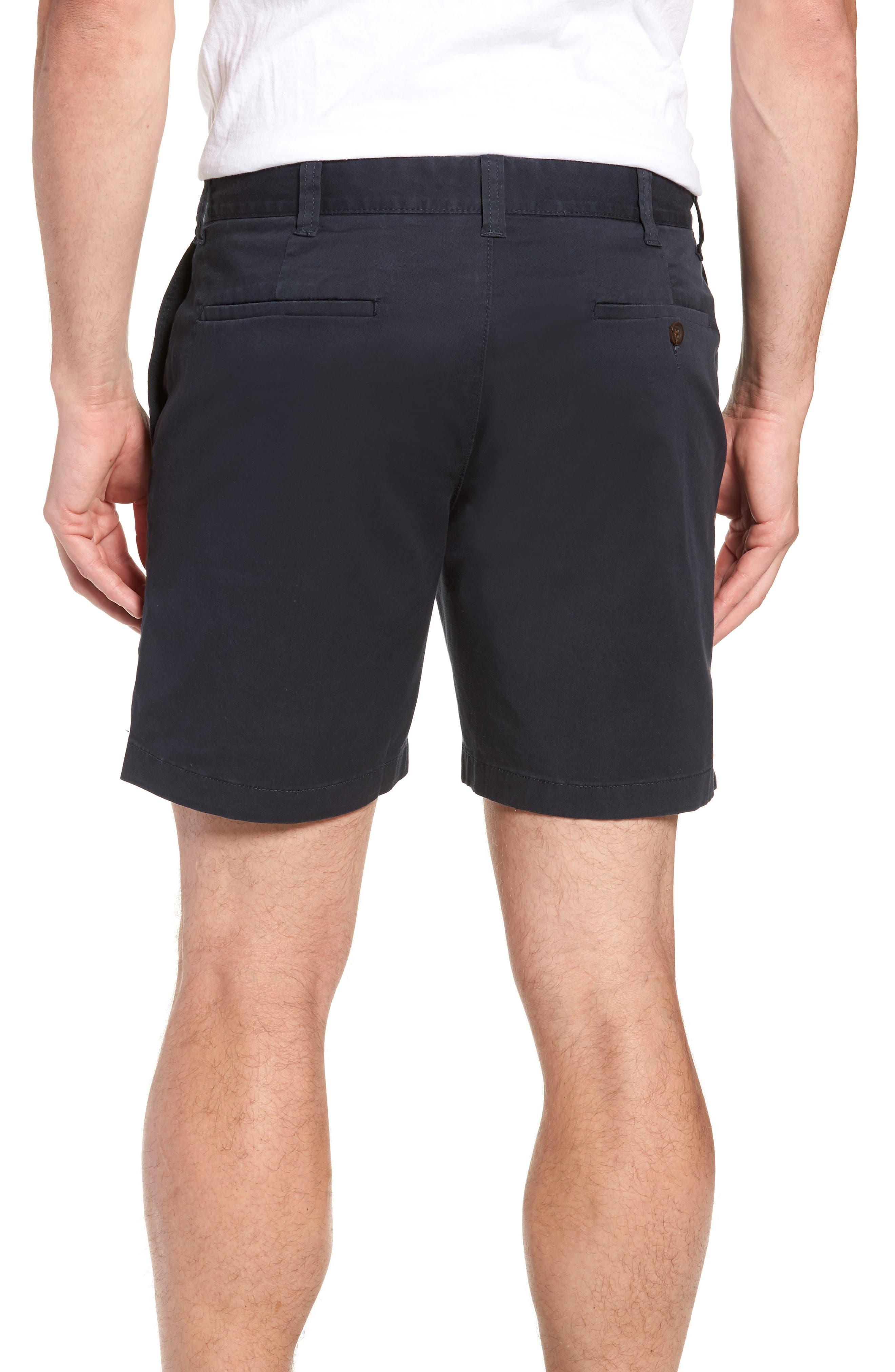 Stretch Cotton Shorts,                             Alternate thumbnail 8, color,