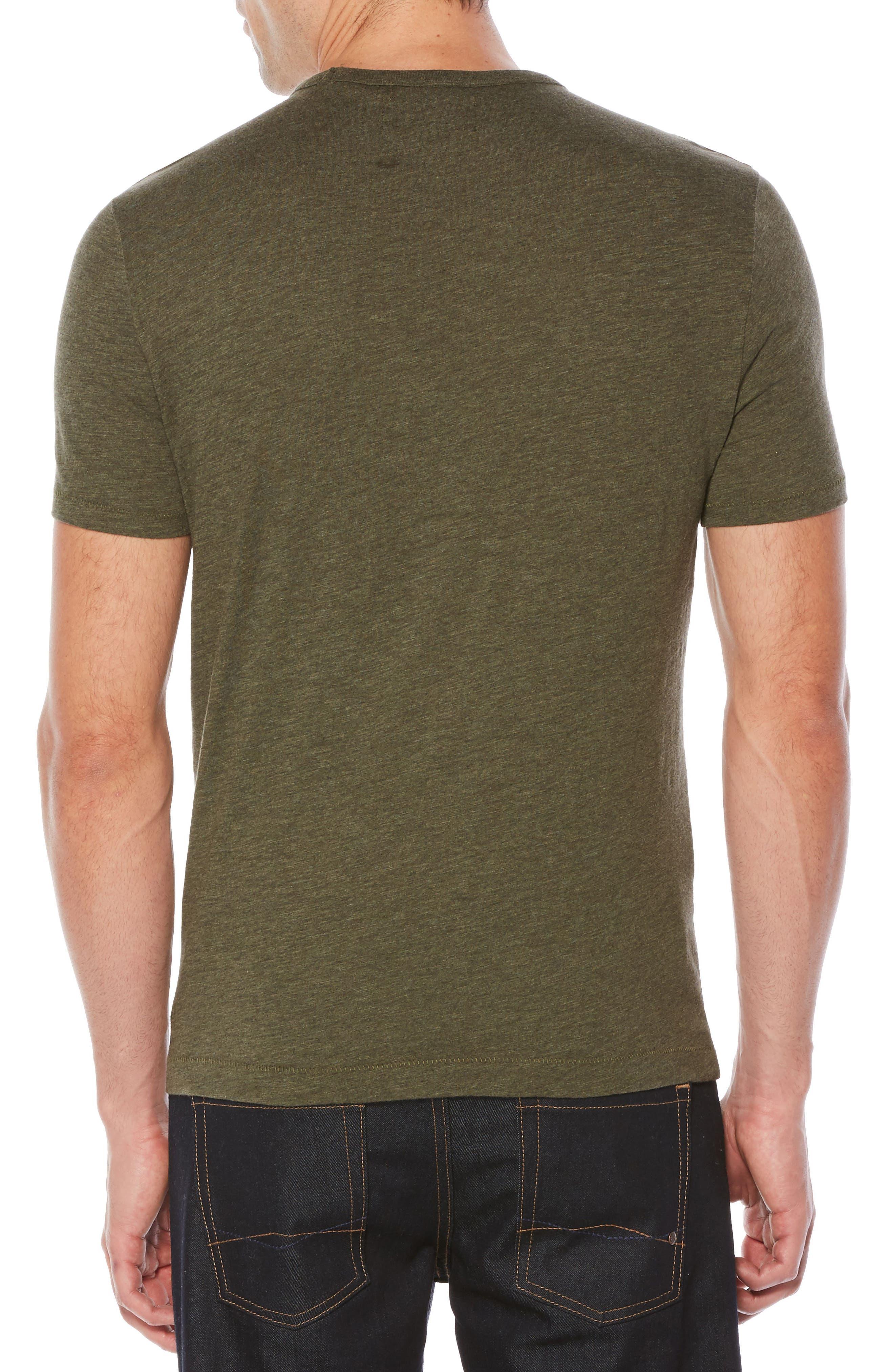 Slub Cotton T-Shirt,                             Alternate thumbnail 2, color,                             306