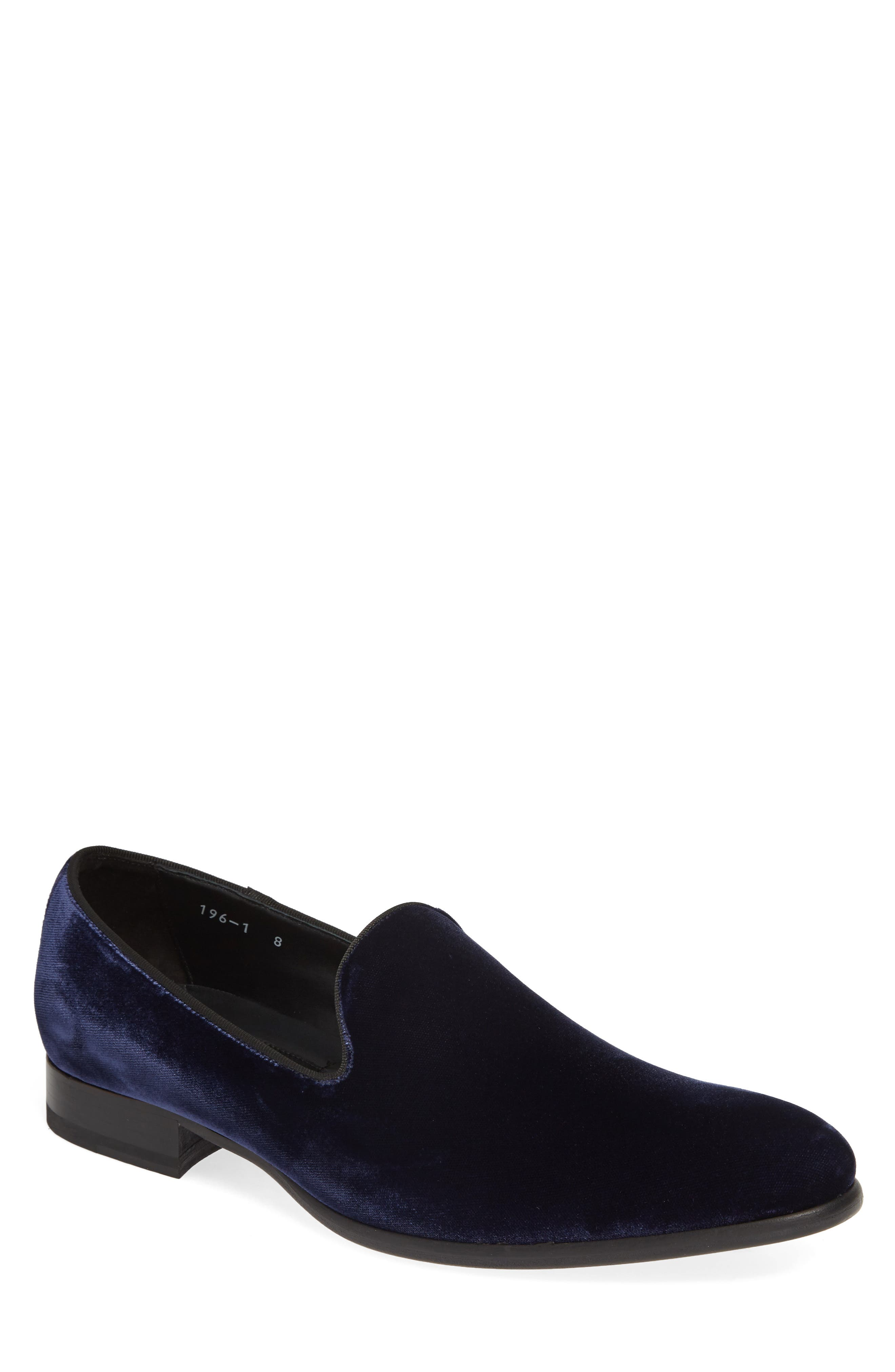 To Boot New York Formal Loafer- Blue