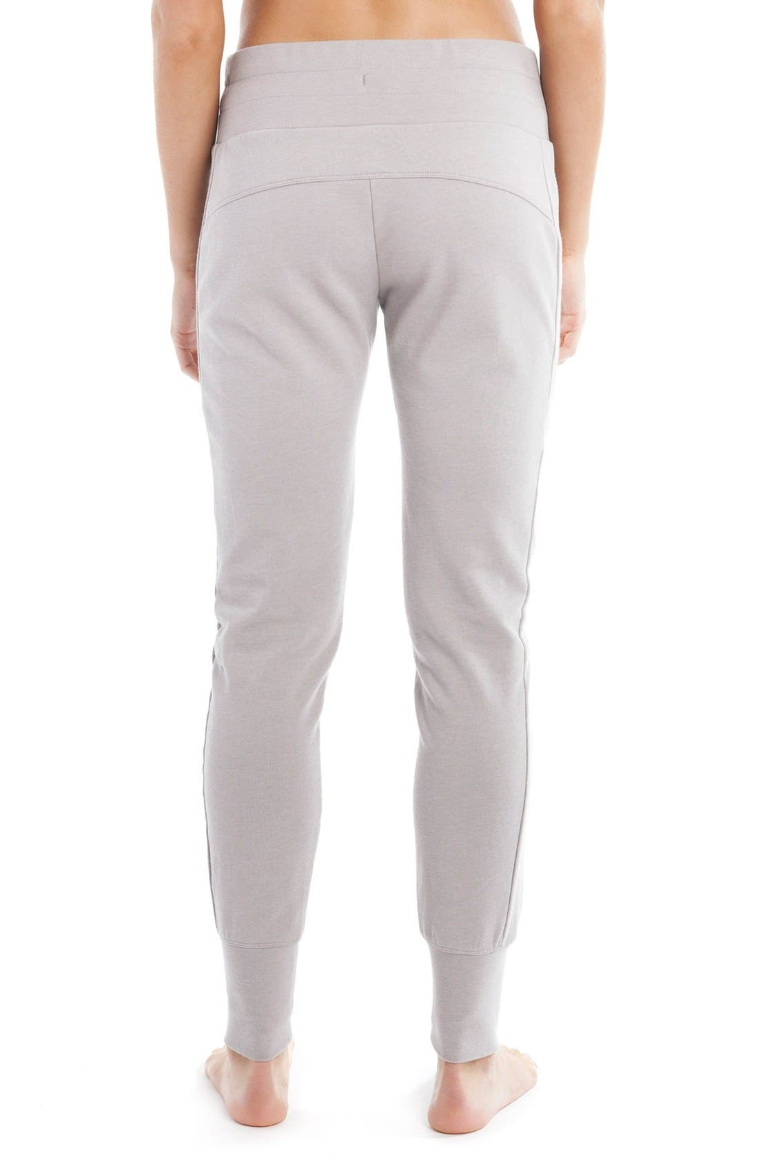 'Felicia' Fleece Pants,                             Alternate thumbnail 2, color,                             031