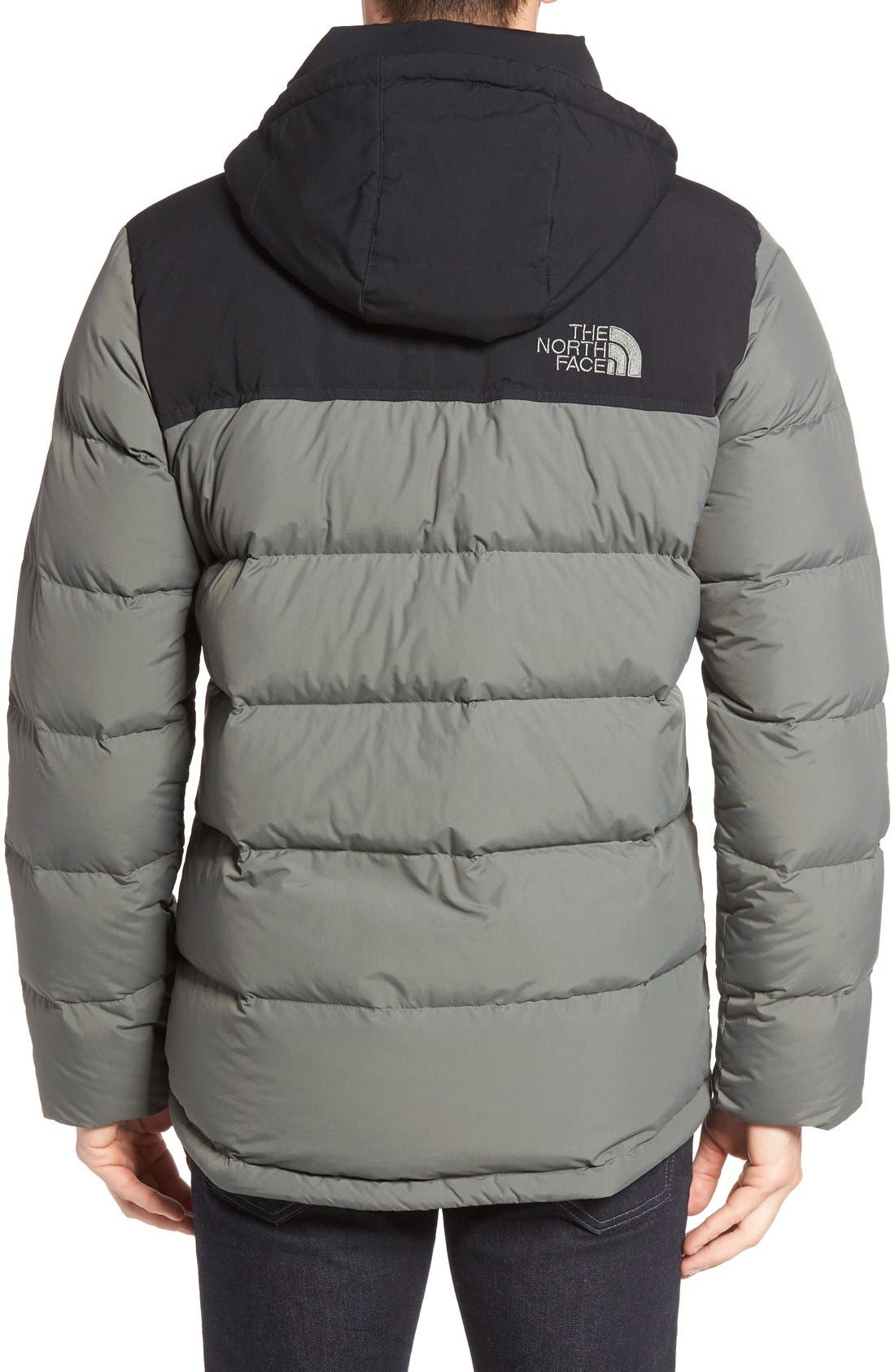Nuptse Ridge Down Jacket,                             Alternate thumbnail 37, color,