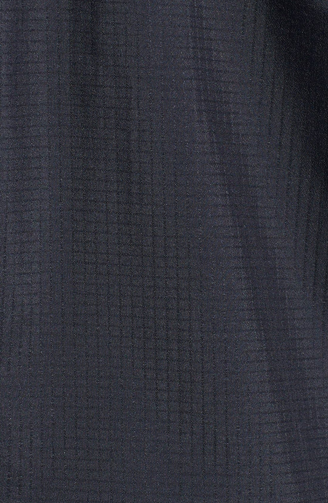 SHOWERS PASS,                             'Elite 2.1' Trim Fit Waterproof Hooded Jacket,                             Alternate thumbnail 5, color,                             001