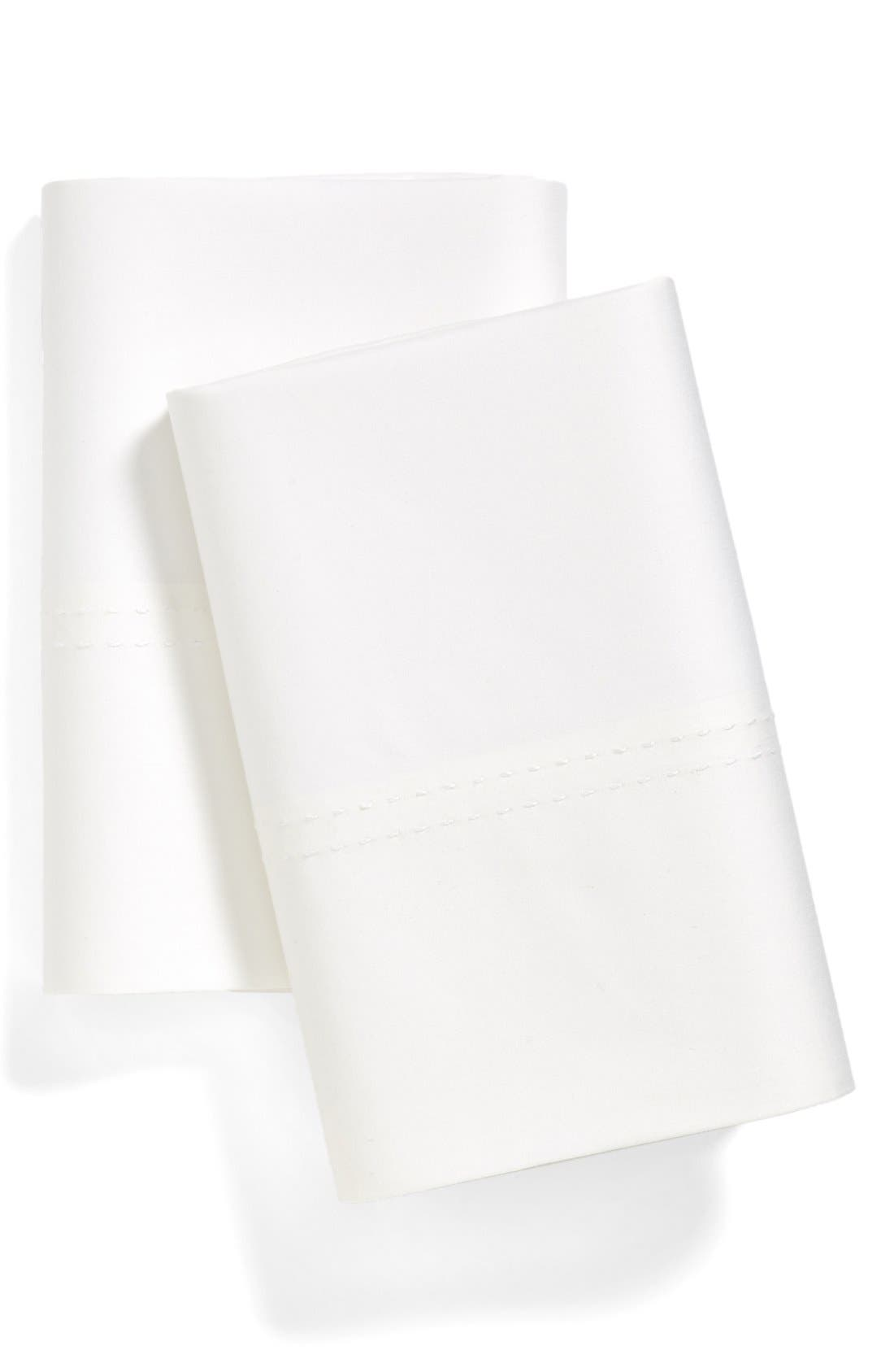 400 Thread Count Standard Pillowcases,                             Main thumbnail 2, color,