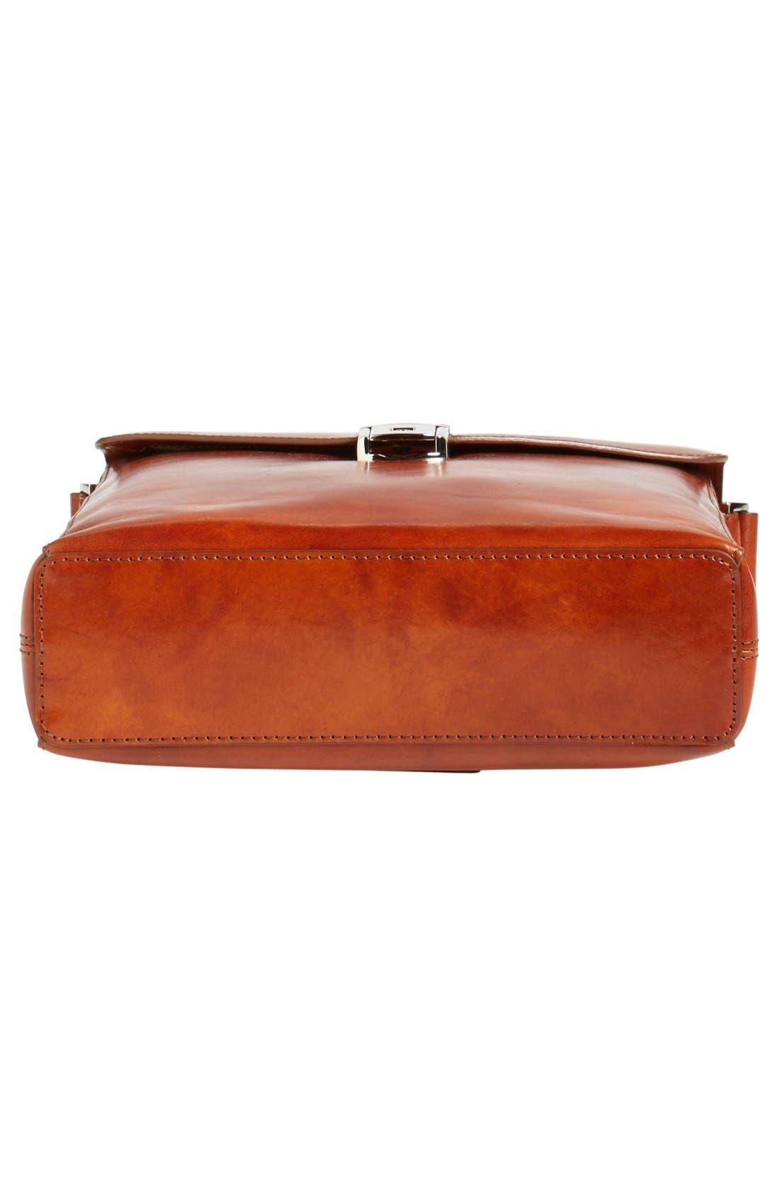 'Man Bag' Leather Crossbody Bag,                             Alternate thumbnail 6, color,                             233