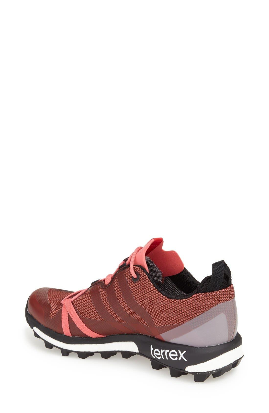 'Terrex Agravic GTX' Trail Shoe,                             Alternate thumbnail 12, color,