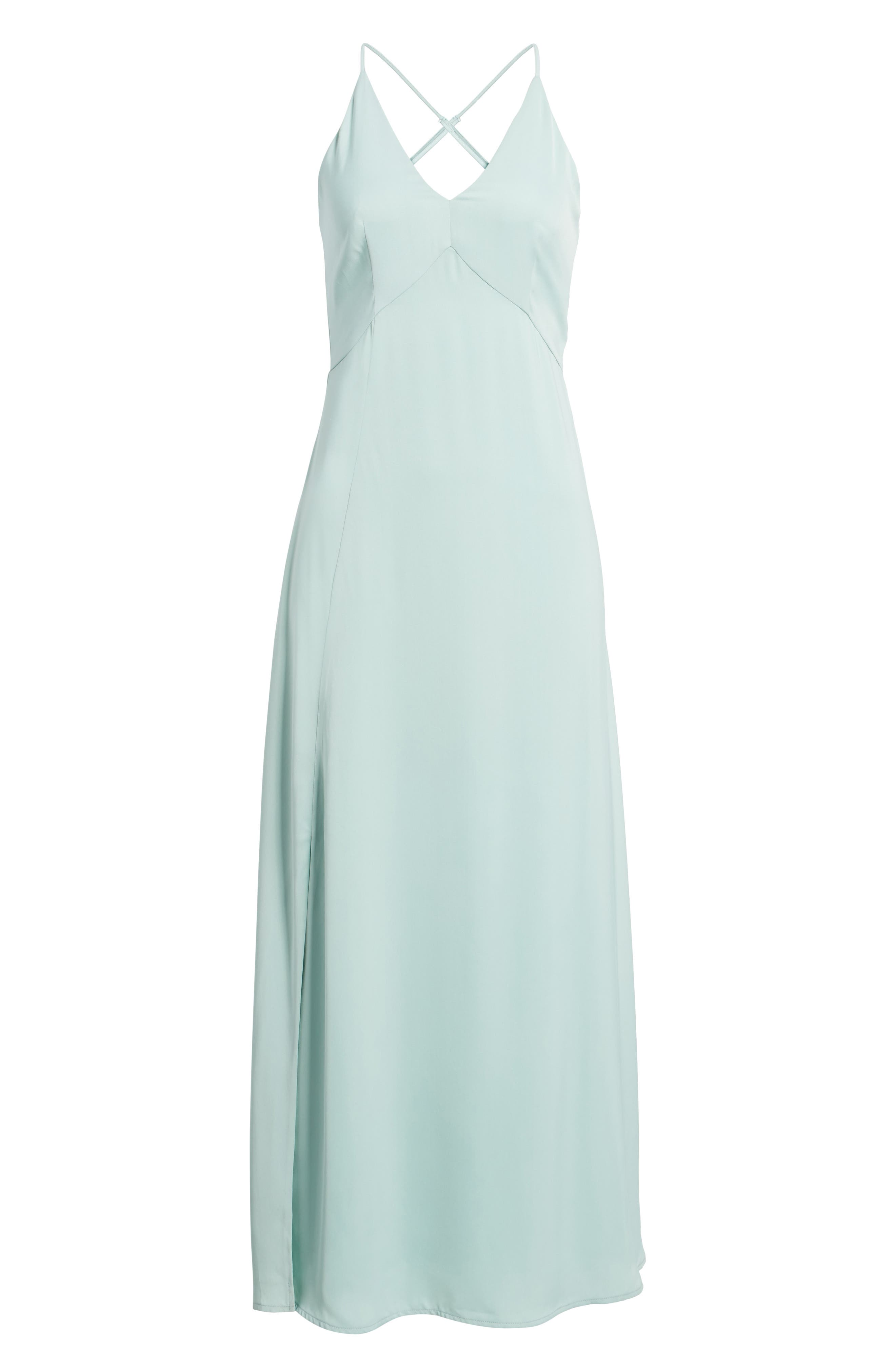 Maxi Dress,                             Alternate thumbnail 6, color,                             440