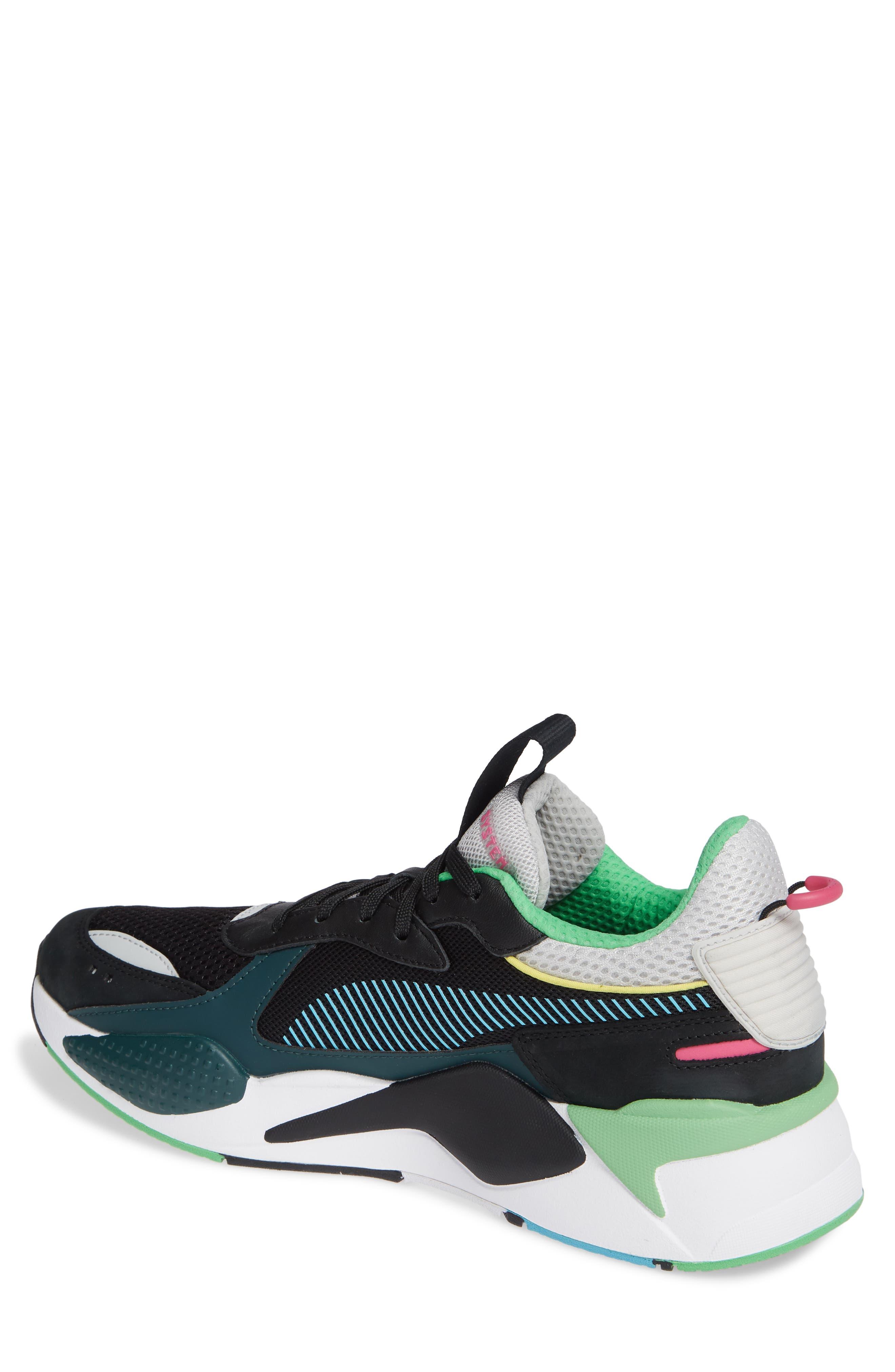 RS-X Toys Running Sneaker,                             Alternate thumbnail 2, color,                             001