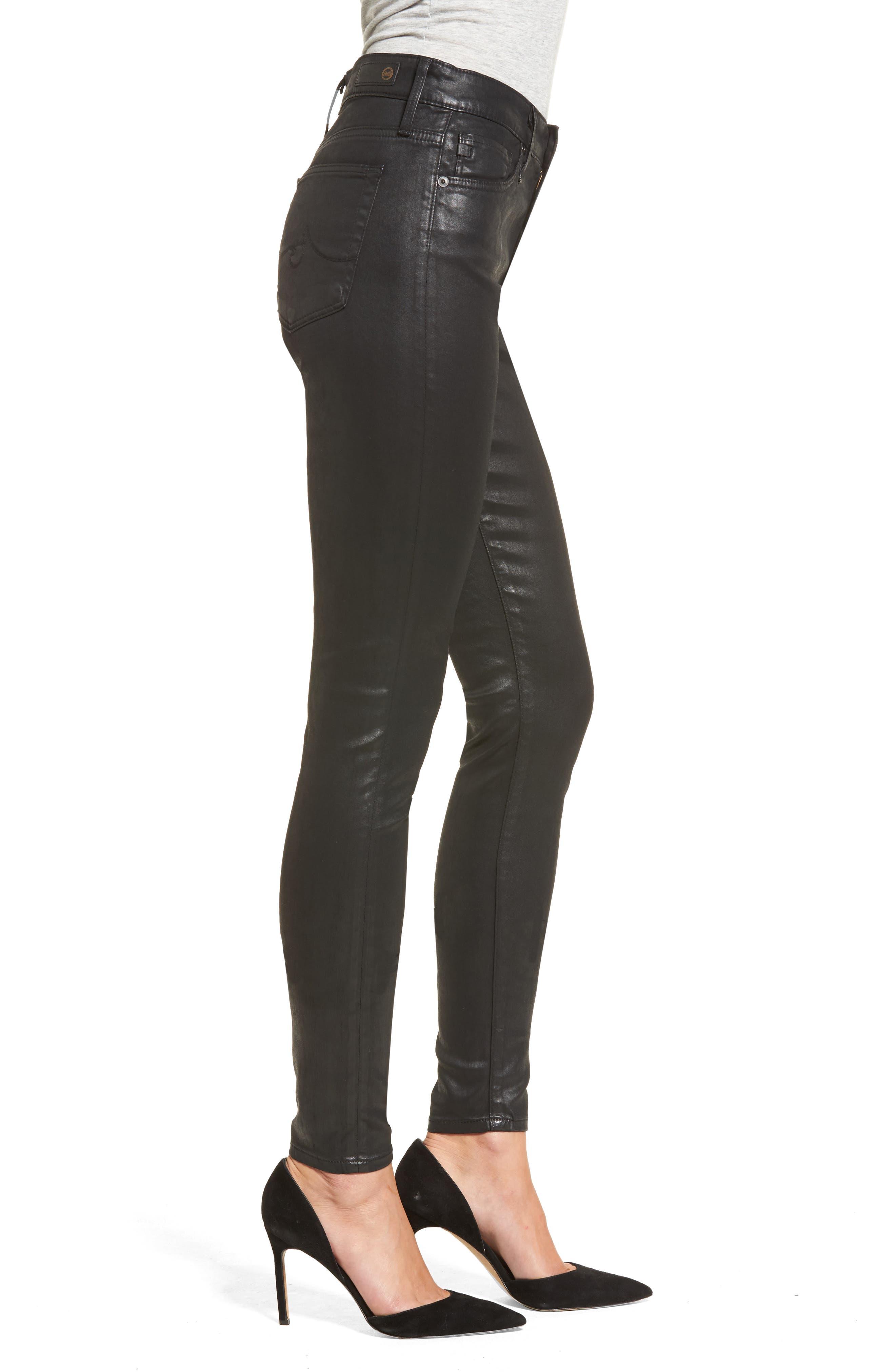 The Farrah High Rise Skinny Jeans,                             Alternate thumbnail 9, color,