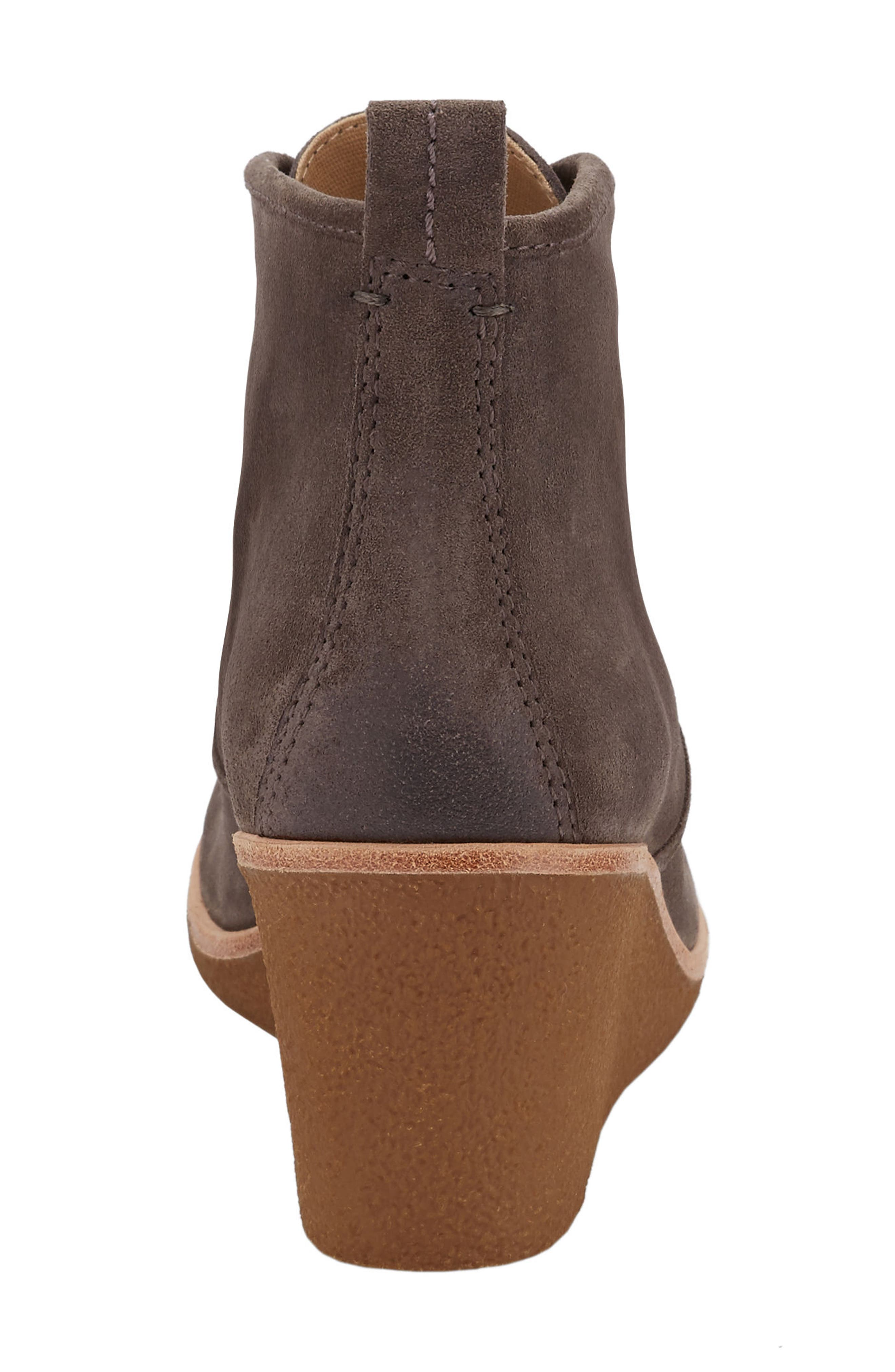 Rosa Wedge Bootie,                             Alternate thumbnail 17, color,