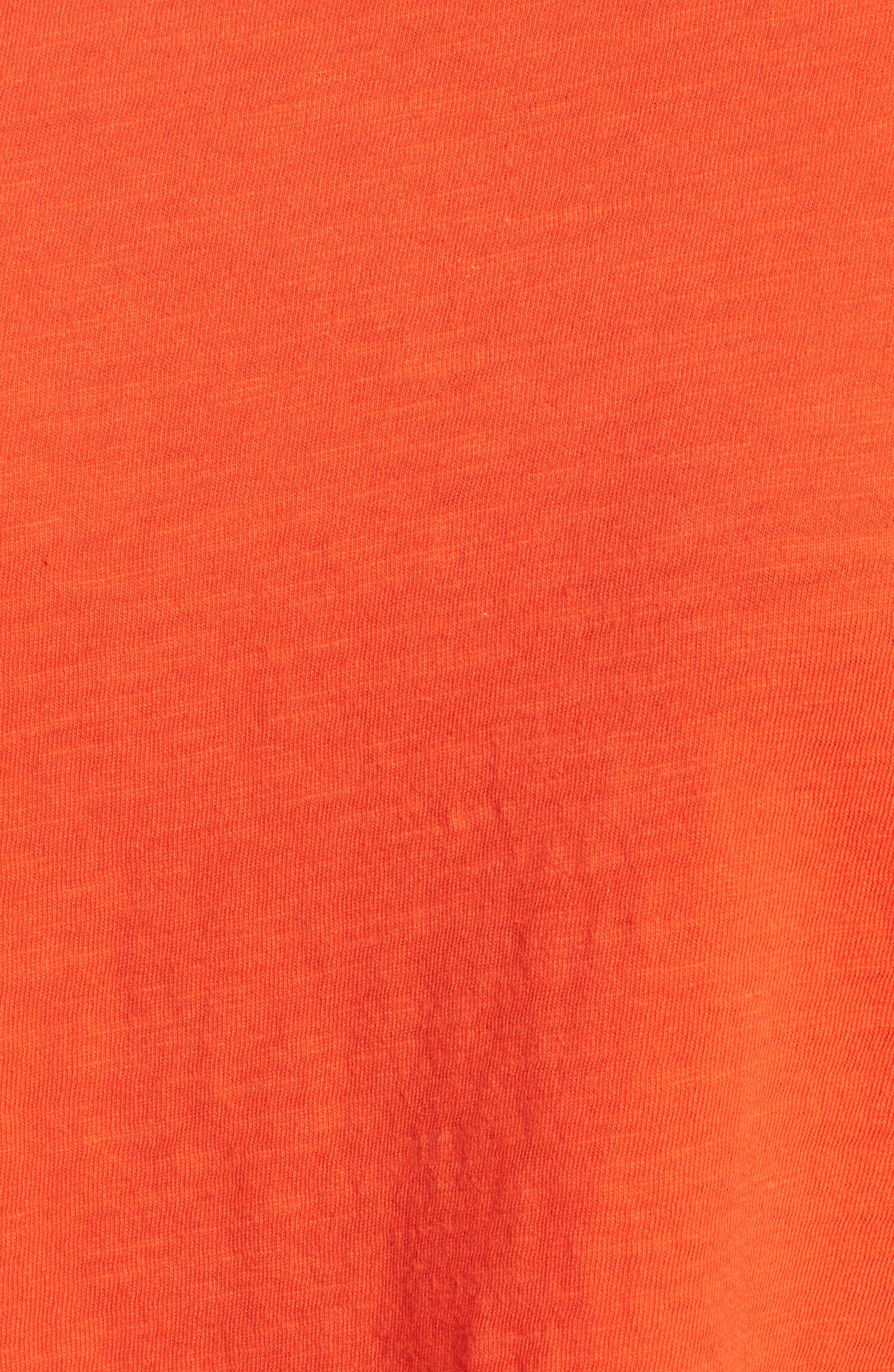 Organic Cotton Knit Top,                             Alternate thumbnail 44, color,