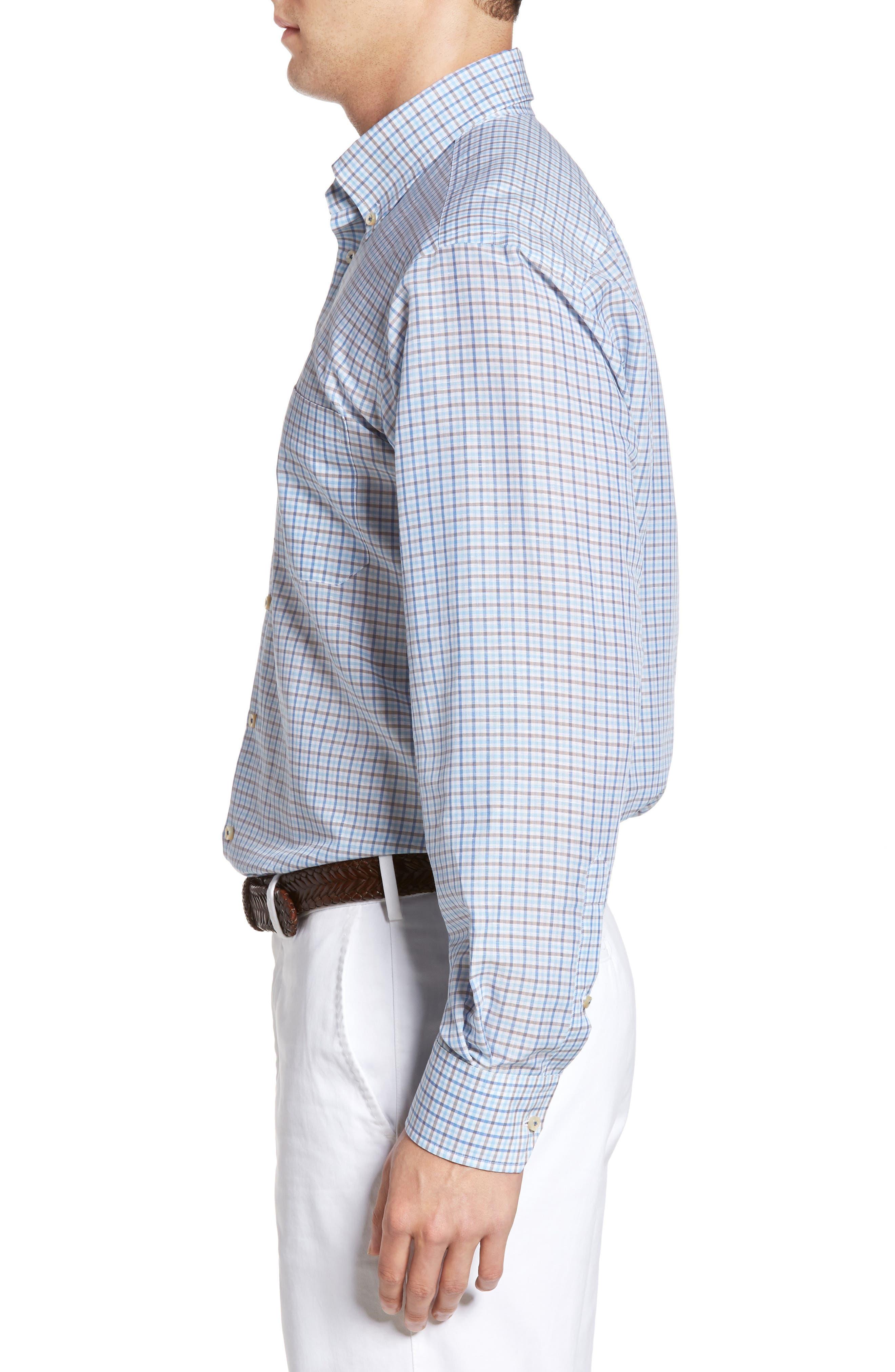 Estate Classic Fit Sport Shirt,                             Alternate thumbnail 3, color,                             248