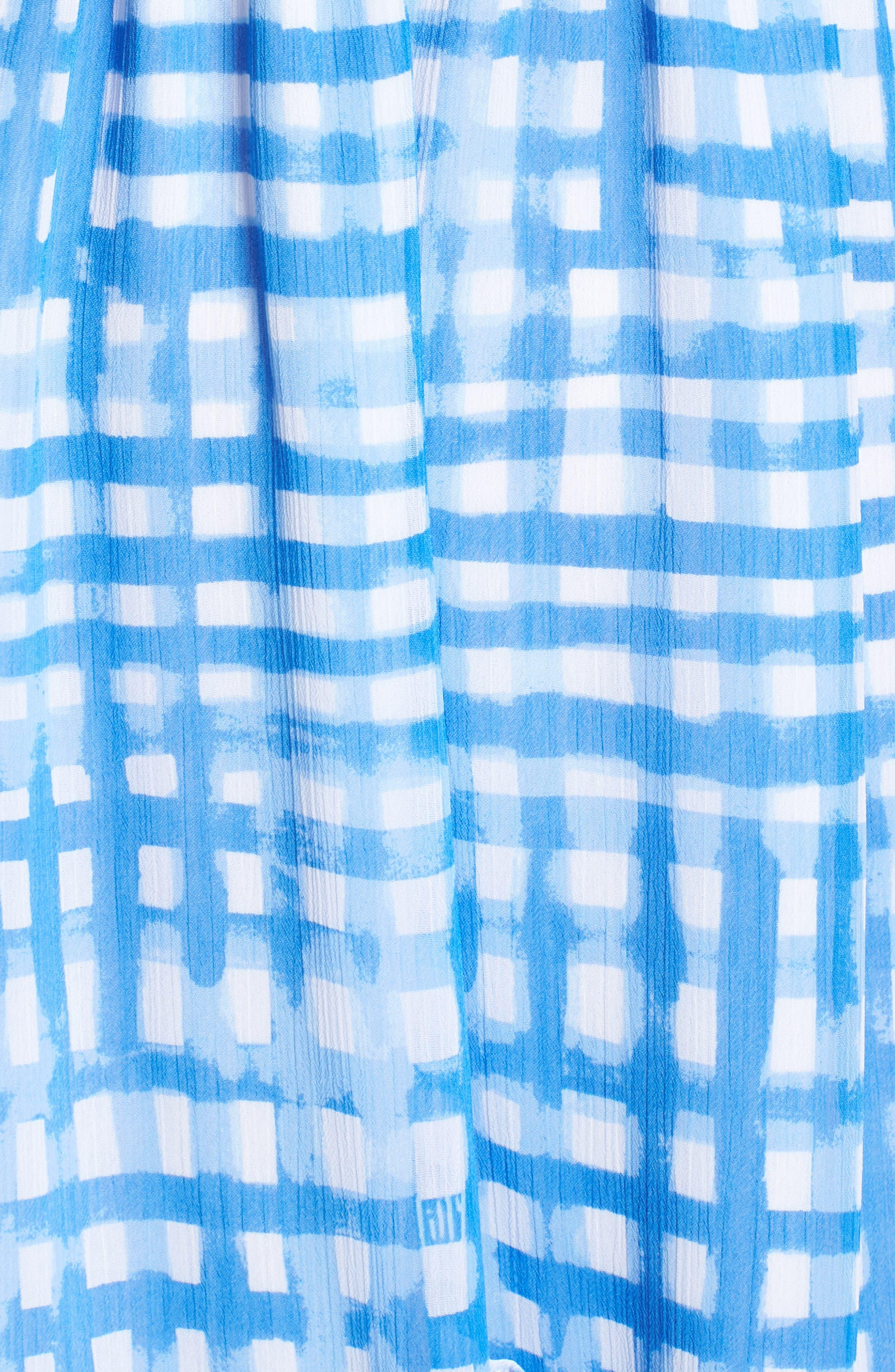 Cailee Halter Dress,                             Alternate thumbnail 5, color,                             420