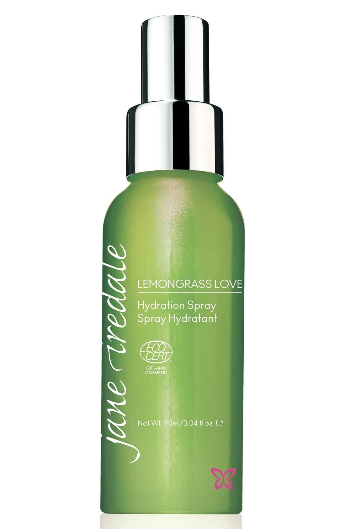 Lemongrass Love Hydration Spray,                             Main thumbnail 1, color,