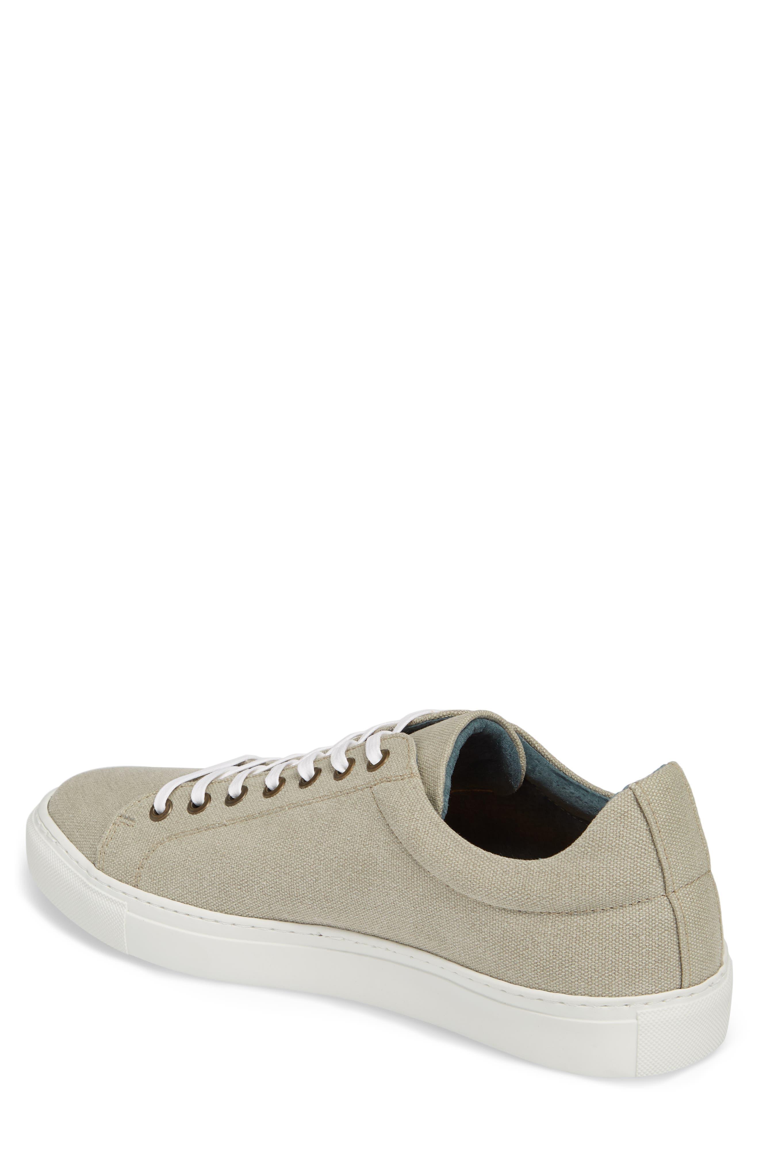 Mark Low Top Sneaker,                             Alternate thumbnail 4, color,