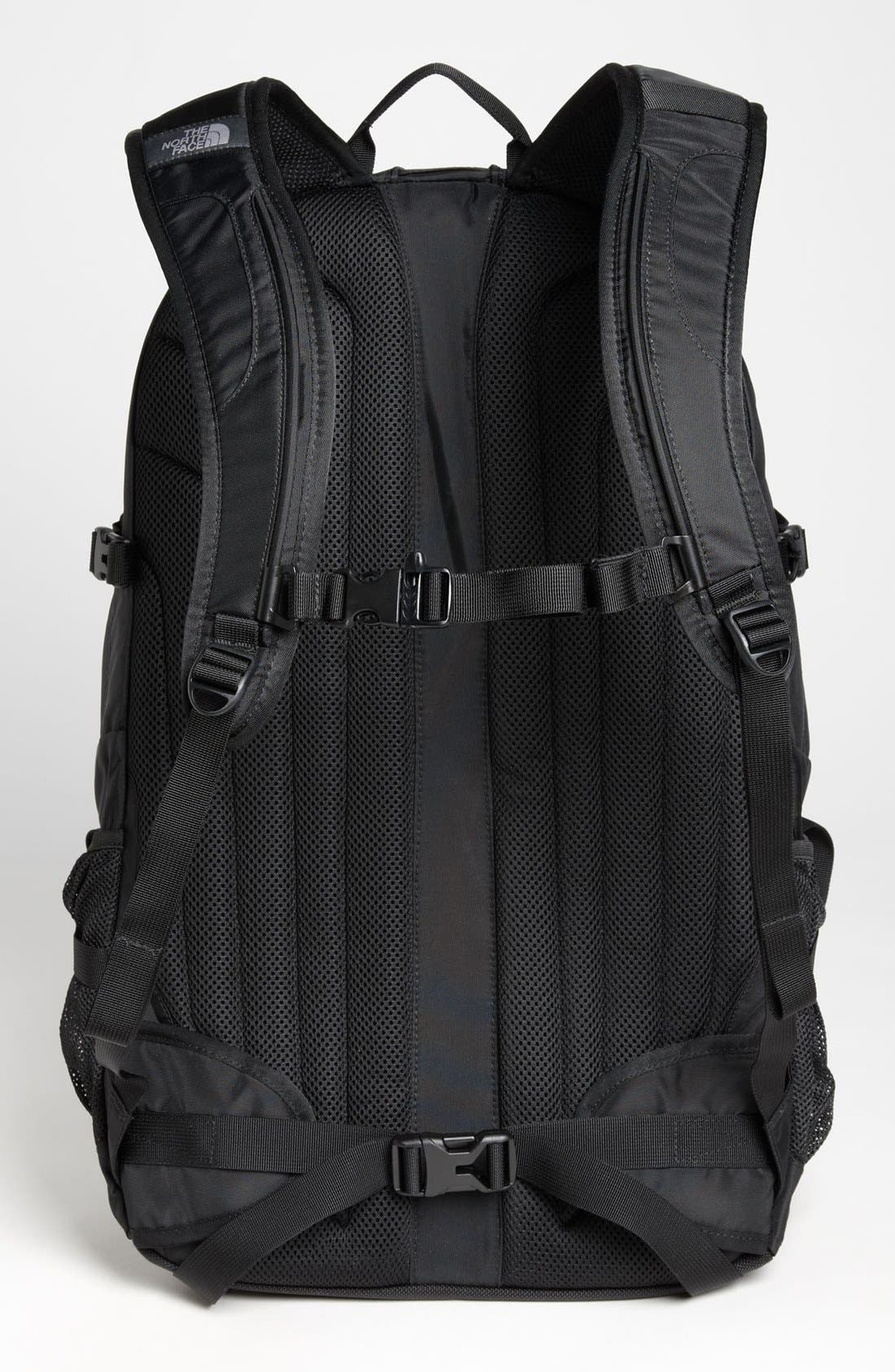 THE NORTH FACE,                             'Big Shot II' Backpack,                             Alternate thumbnail 4, color,                             001